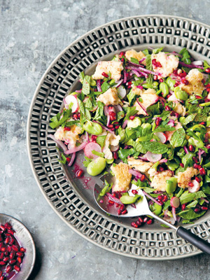 Matt Wilkinson's 7 salads for 7 days: Autumn