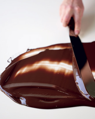 Philippa Sibley's expert guide to tempering chocolate