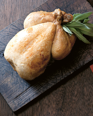 How to cook the ultimate roast chicken