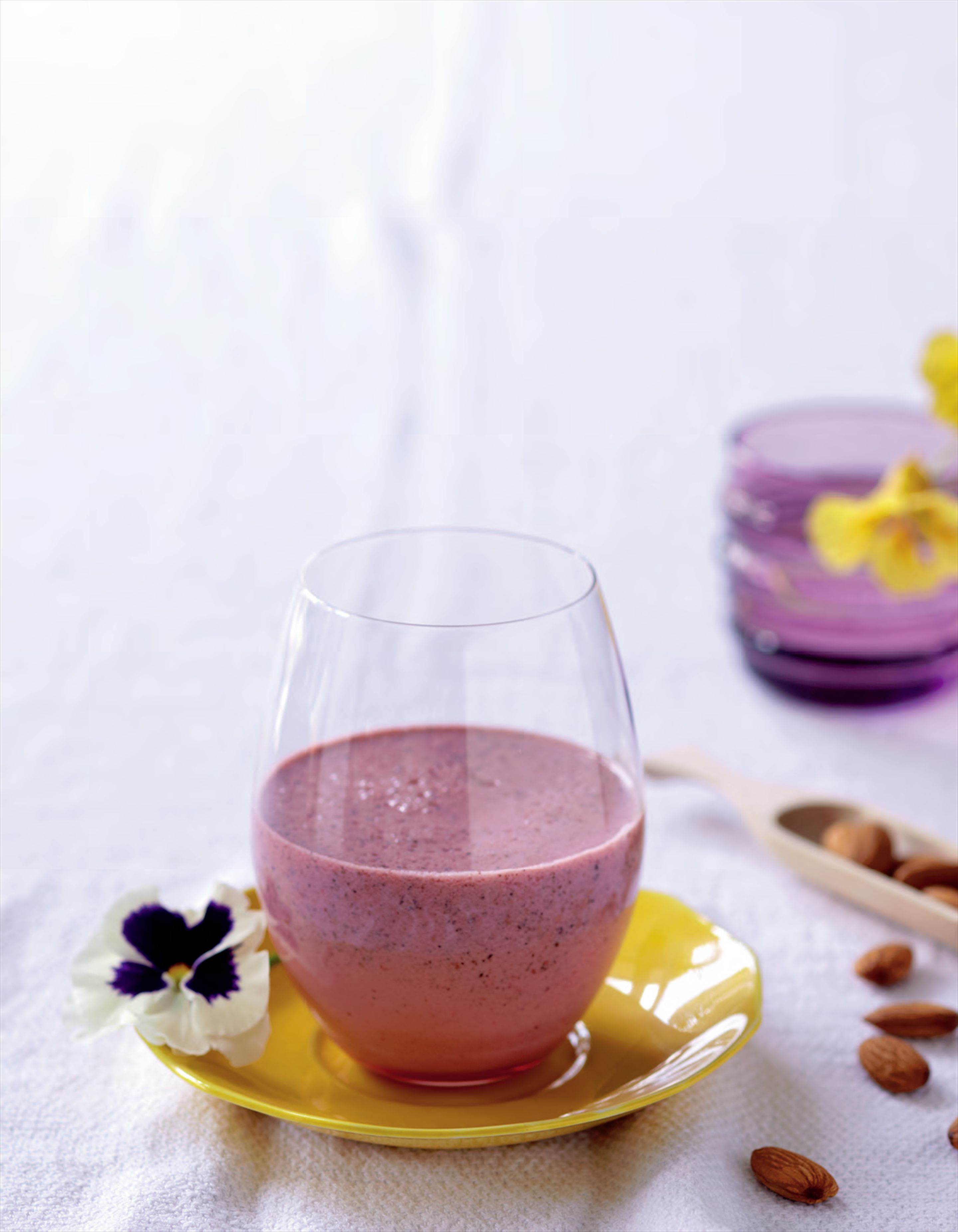 Fast breakfast smoothie