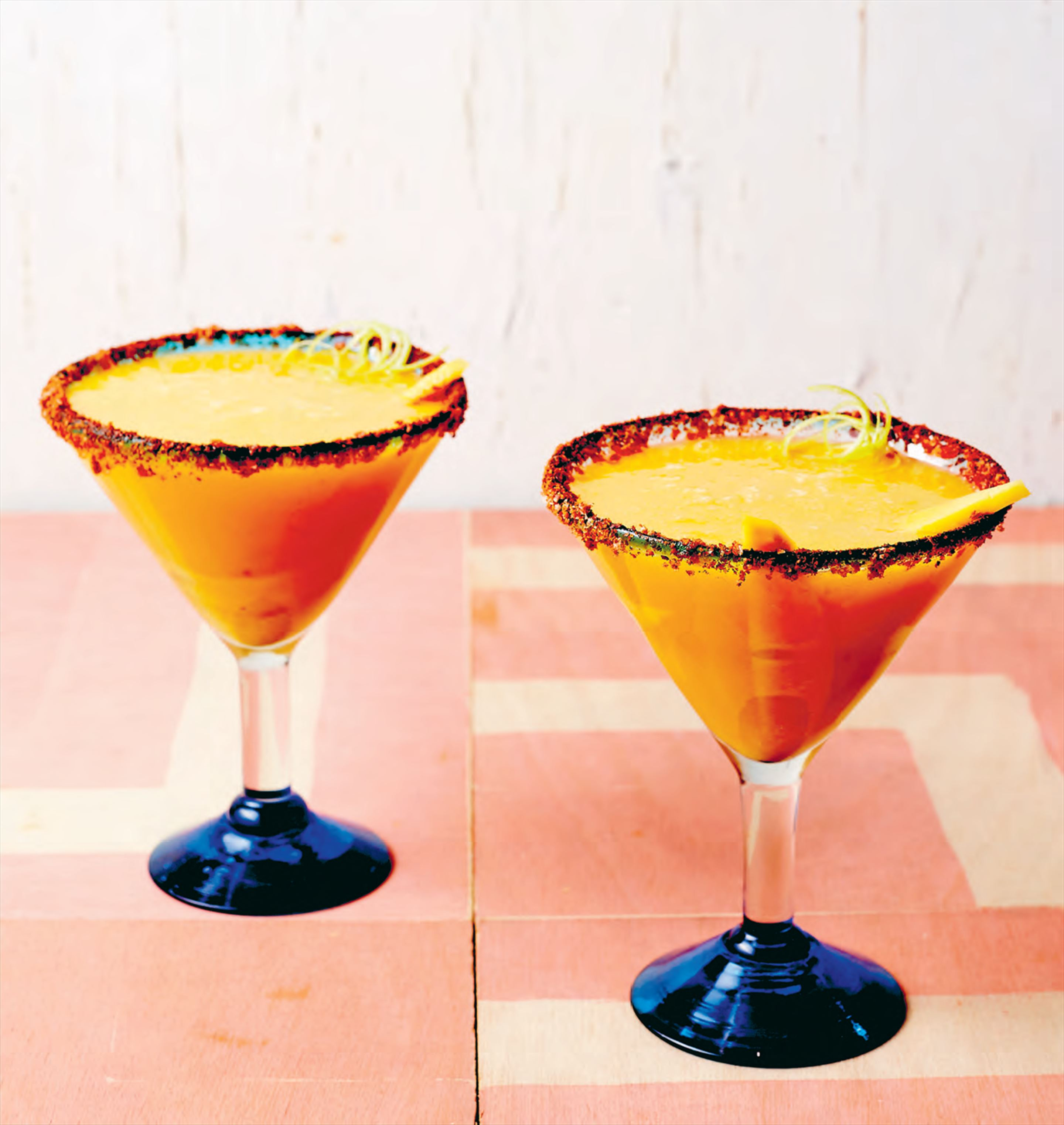 Mango & chilli margarita