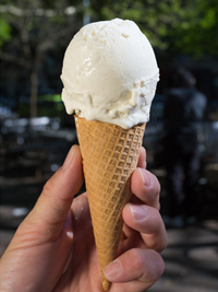 MFWF highlights: gettin' saucy with Big Gay Ice Cream