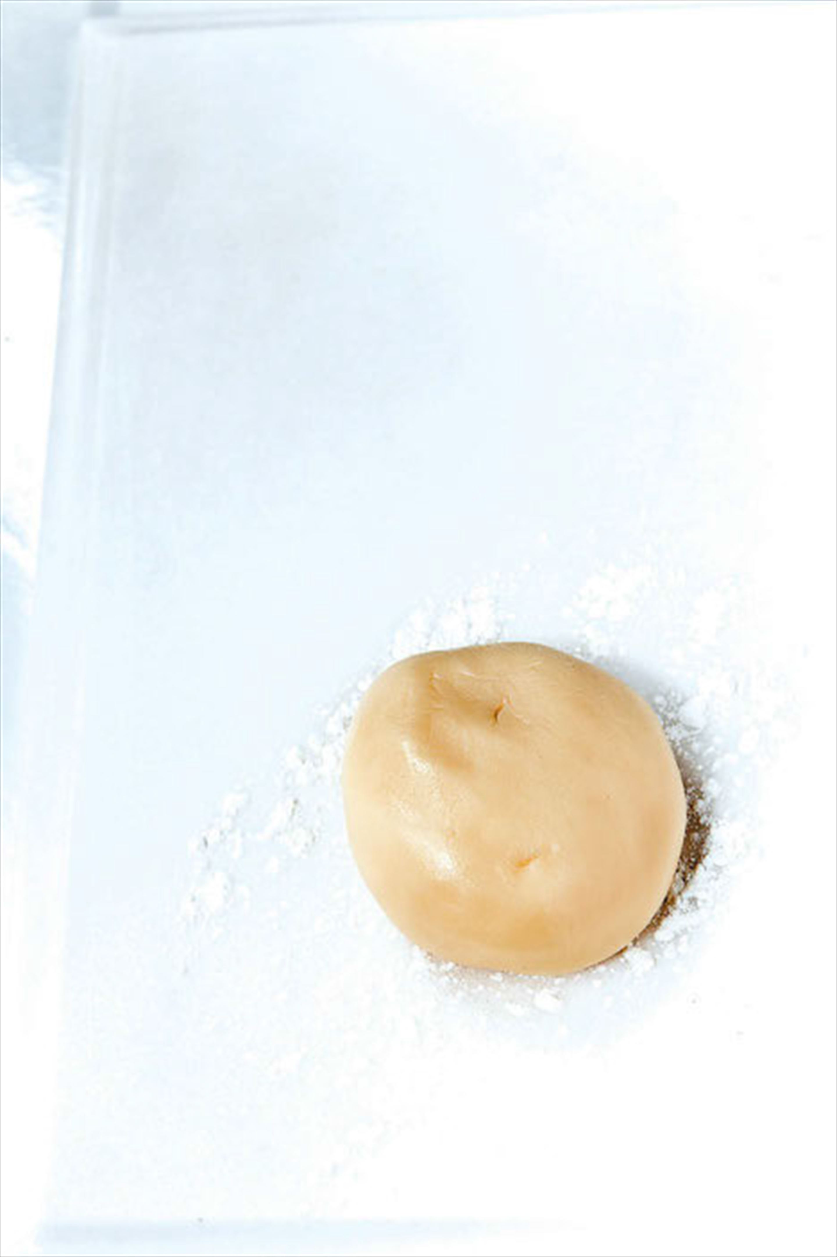 Cooked method cream fondant