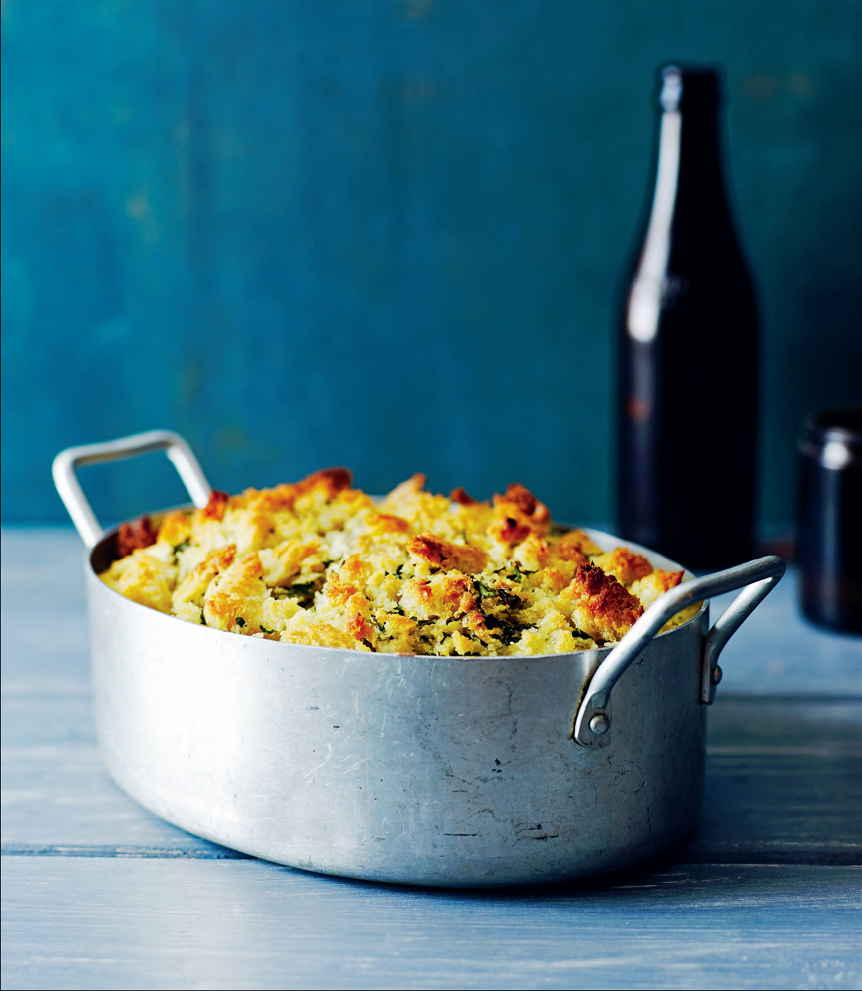 Smoked fish pie