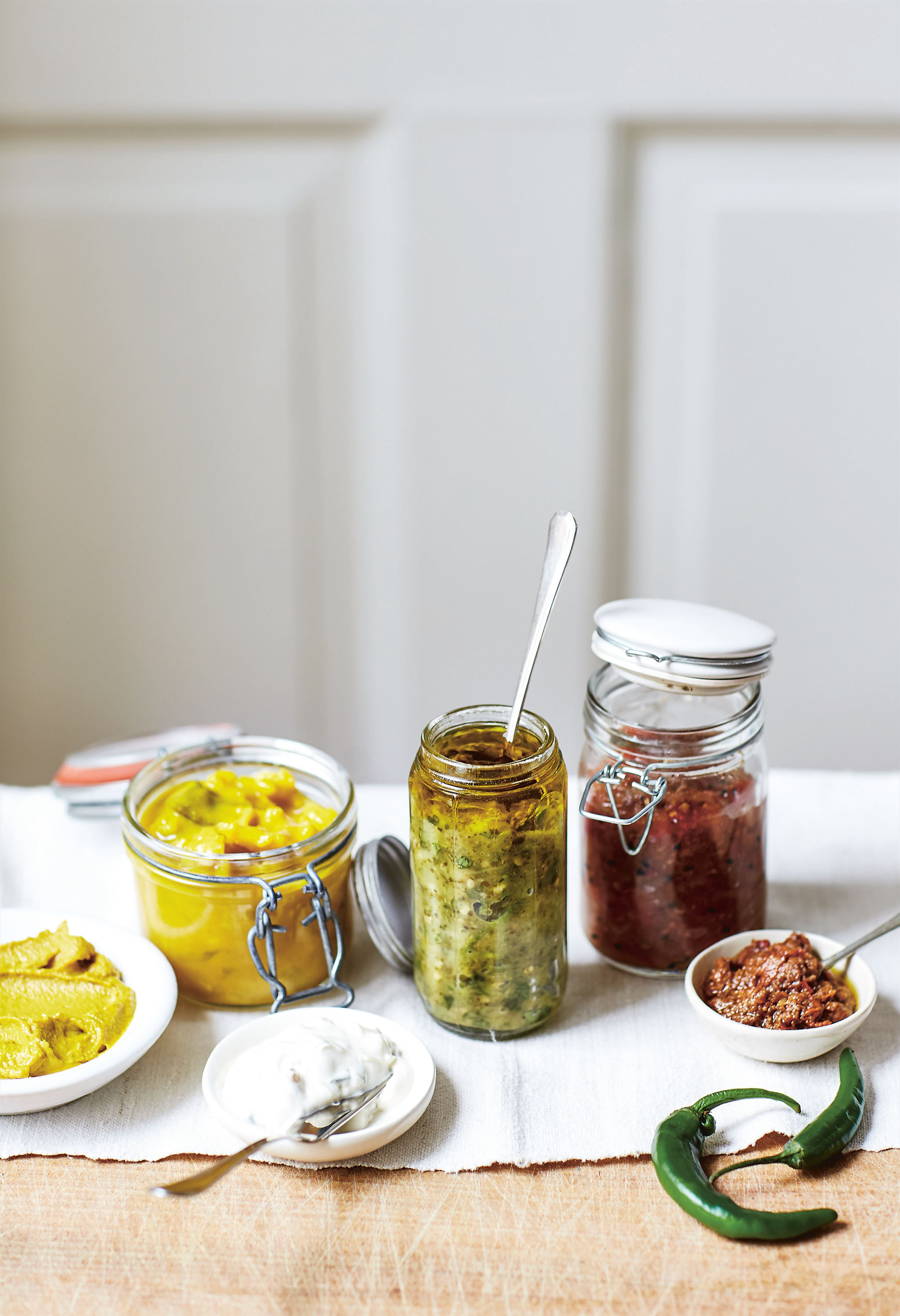 Sundried tomato and green olive tapenade