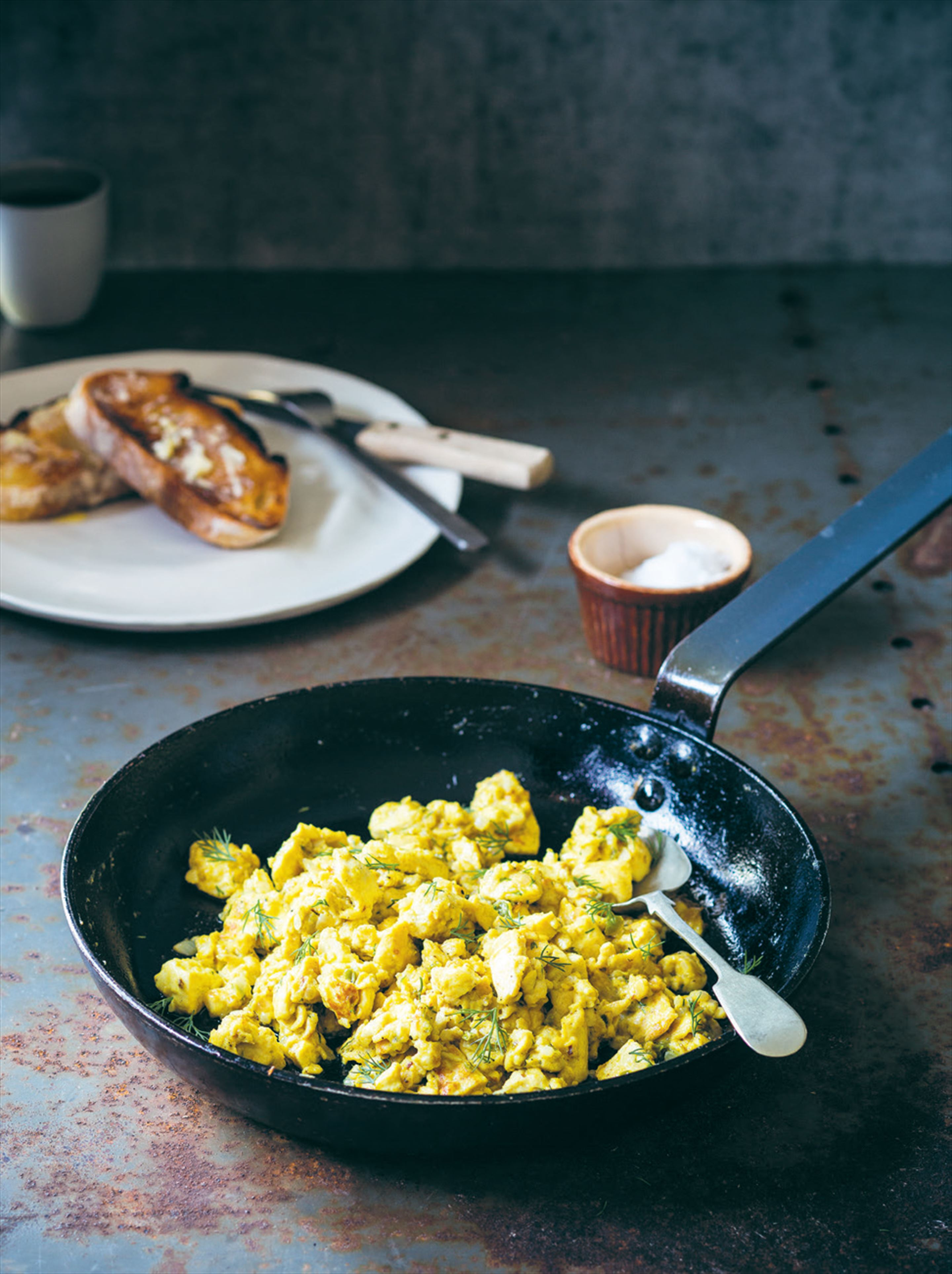The best tofu scramble