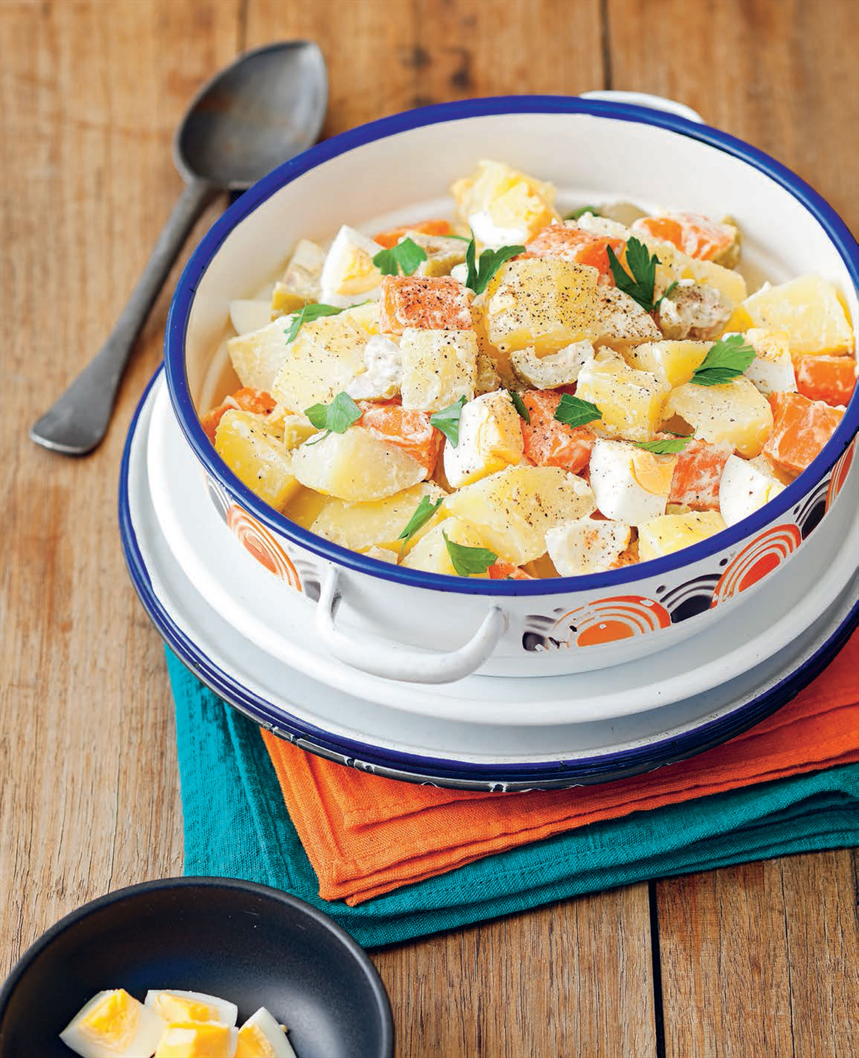 Brazilian potato salad