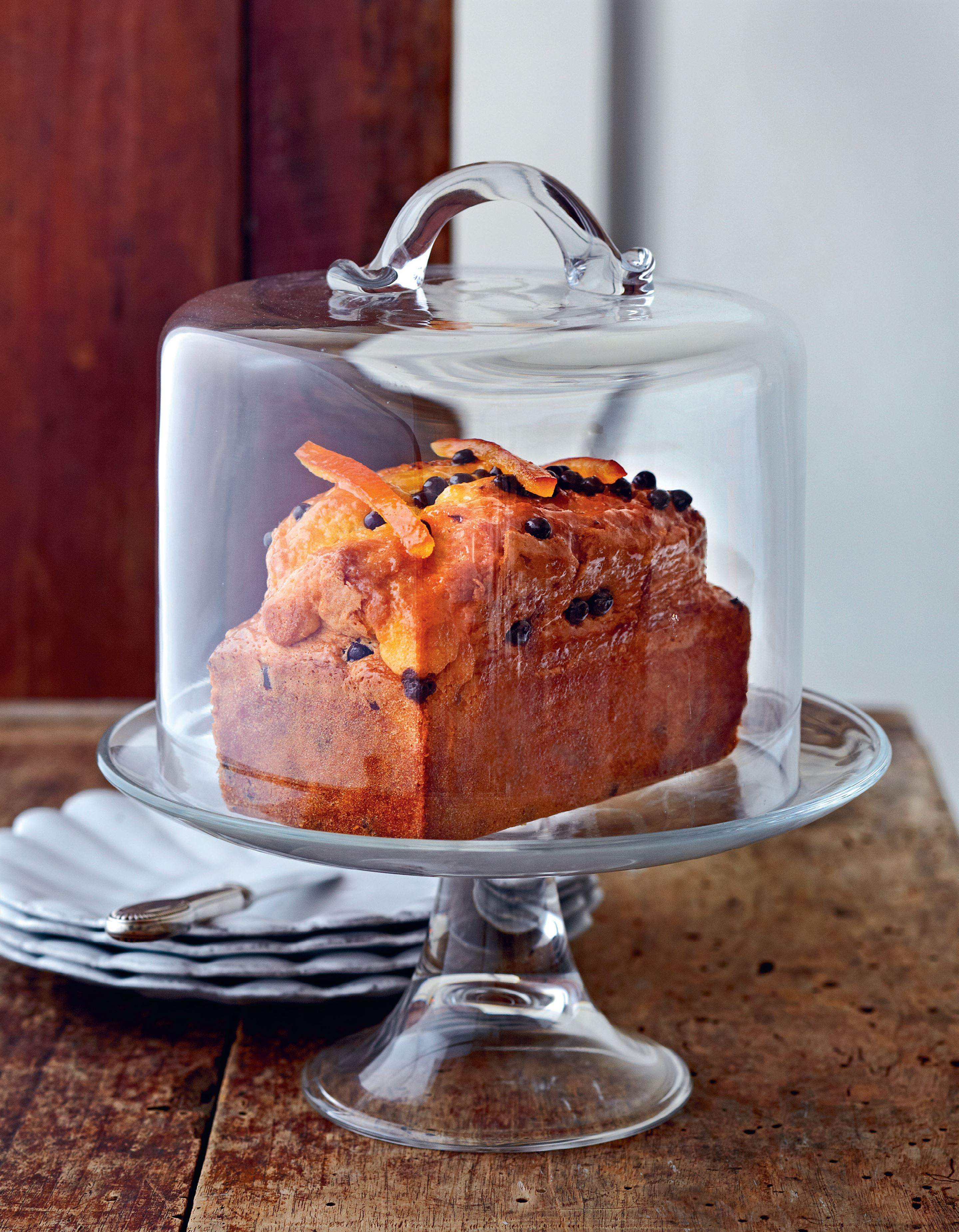 Orange–chocolate cake