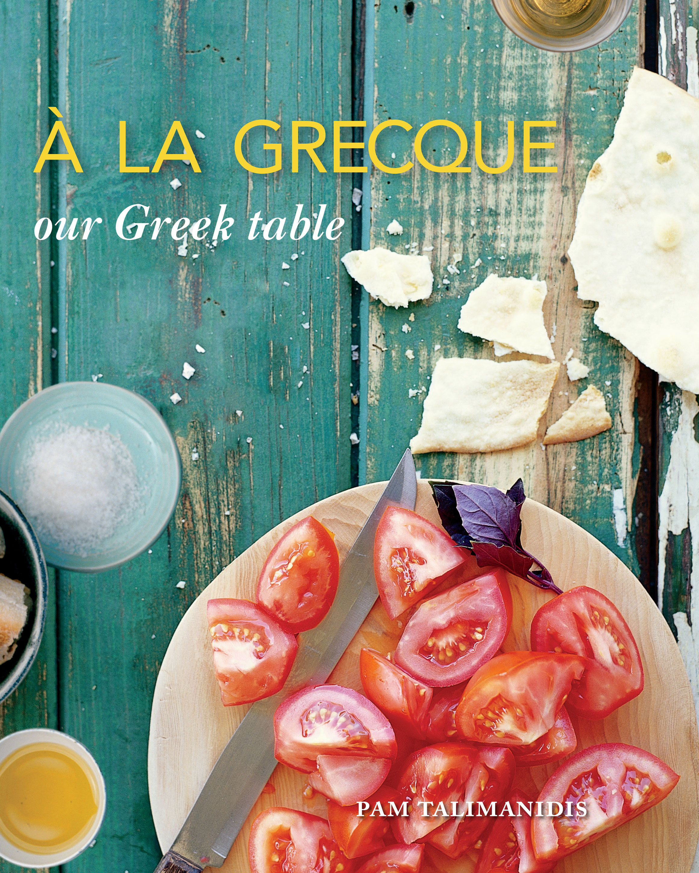 A La Grecque (Global Edition)