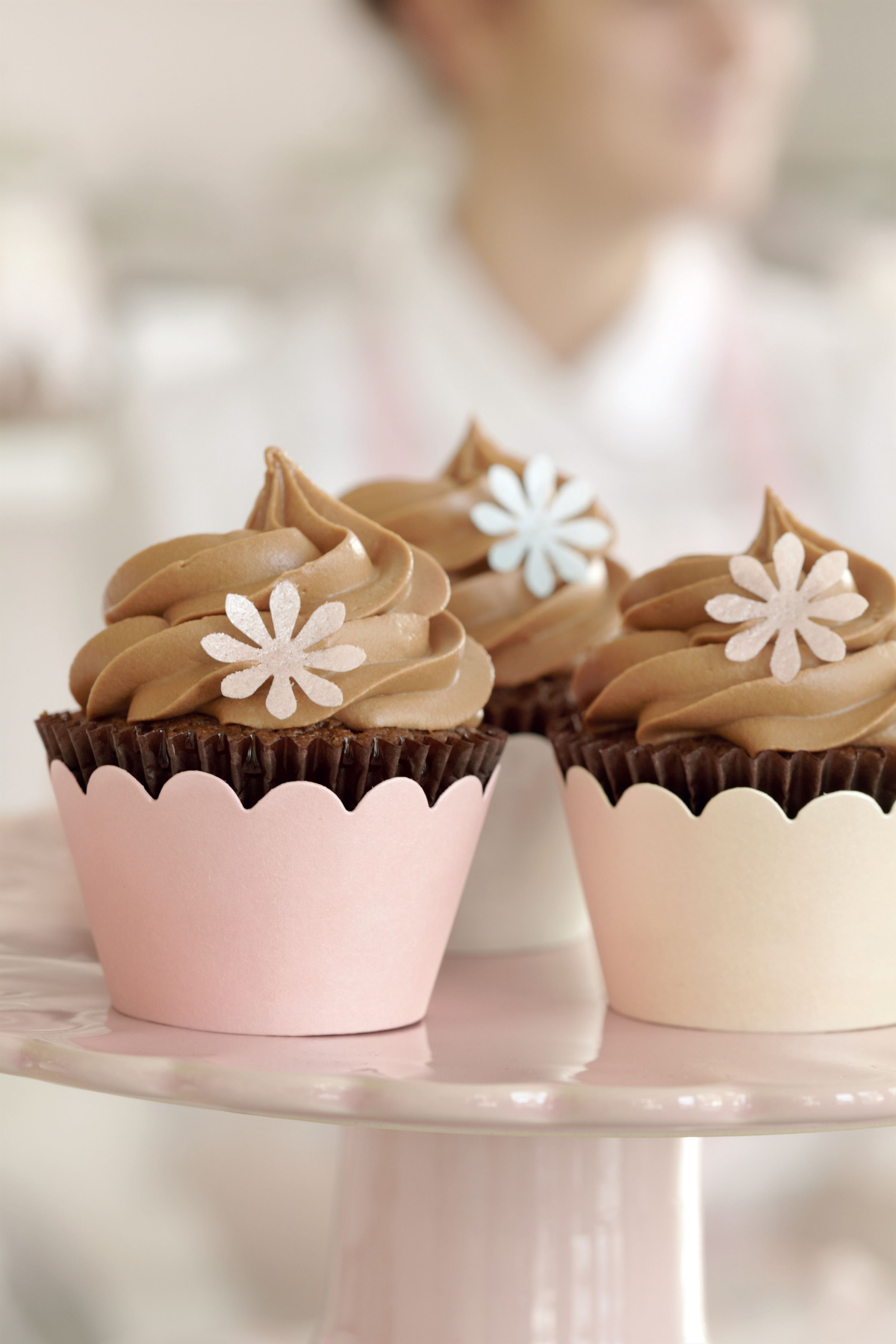 Chocolate heaven cupcakes