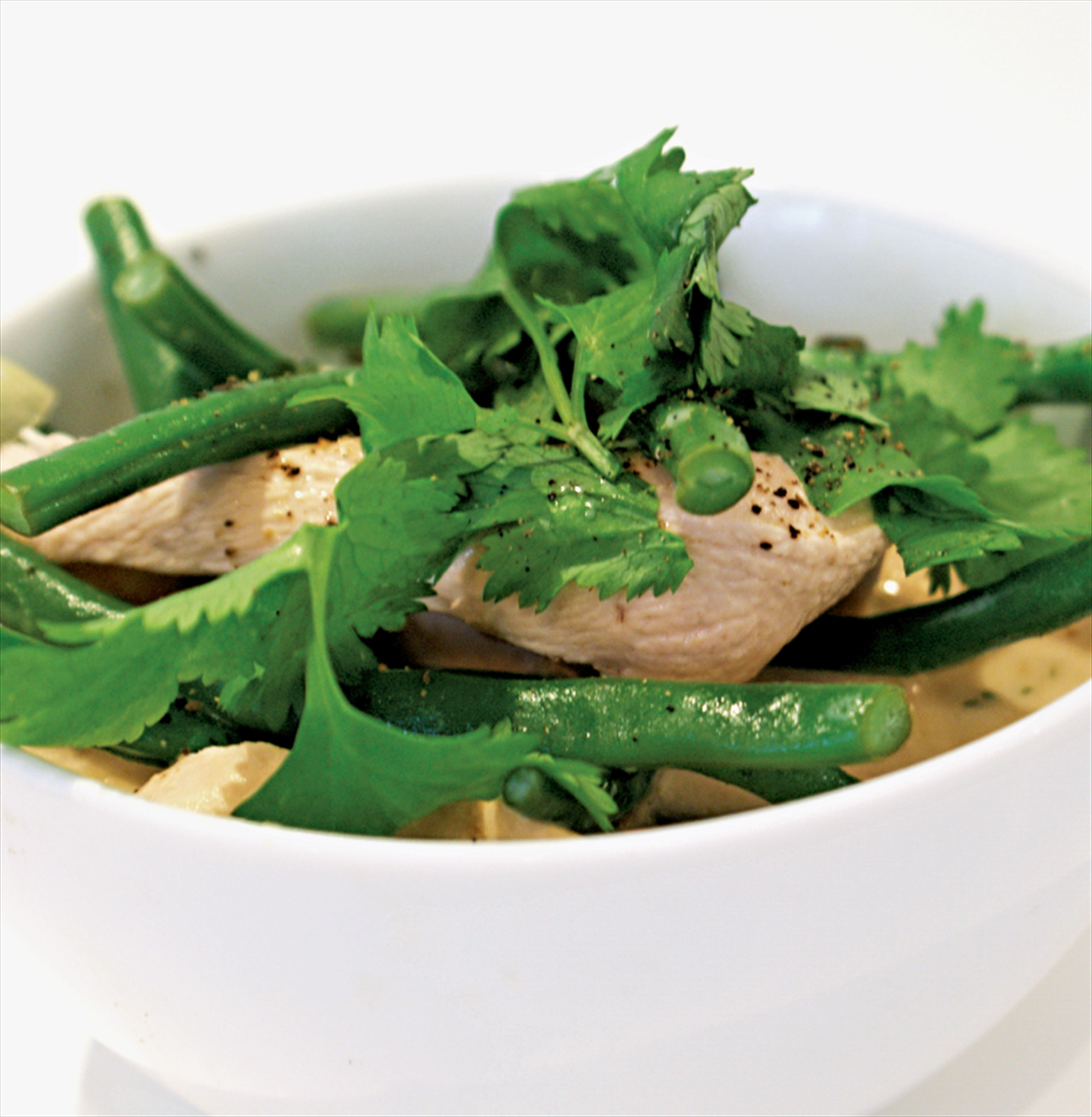 My ultimate Thai green curry