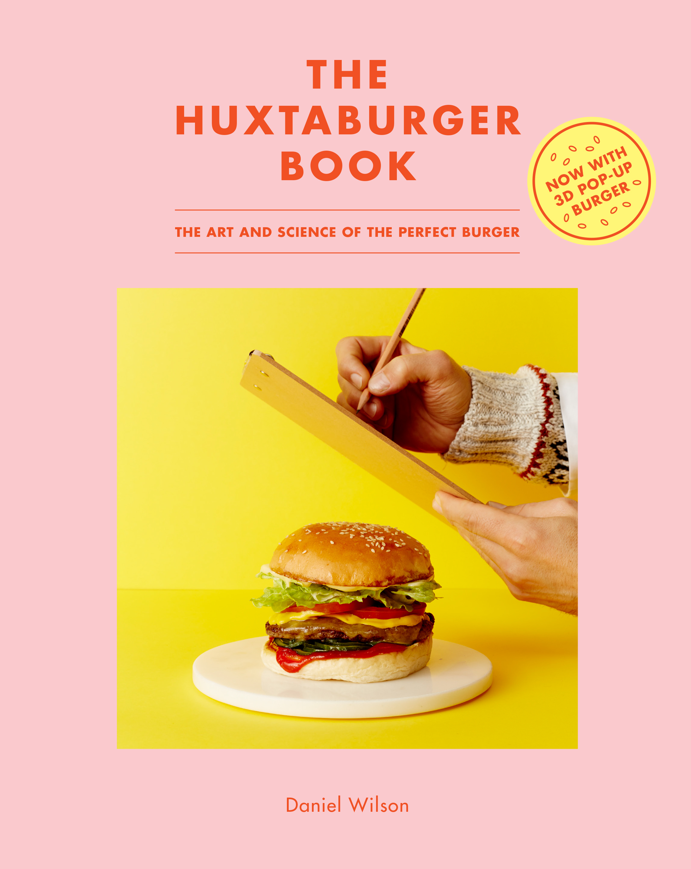 Welcome to Huxtaburger