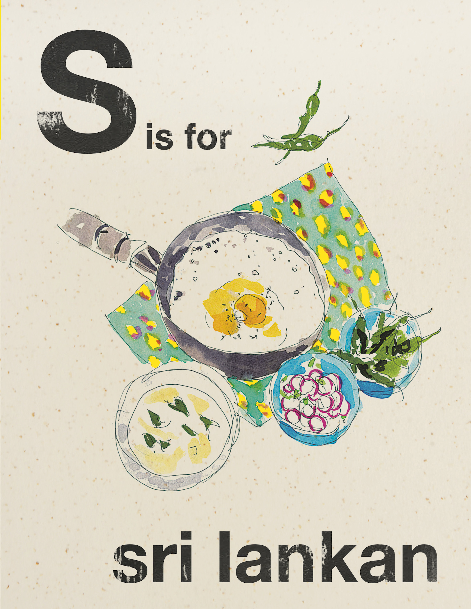 S is for Sri Lankan