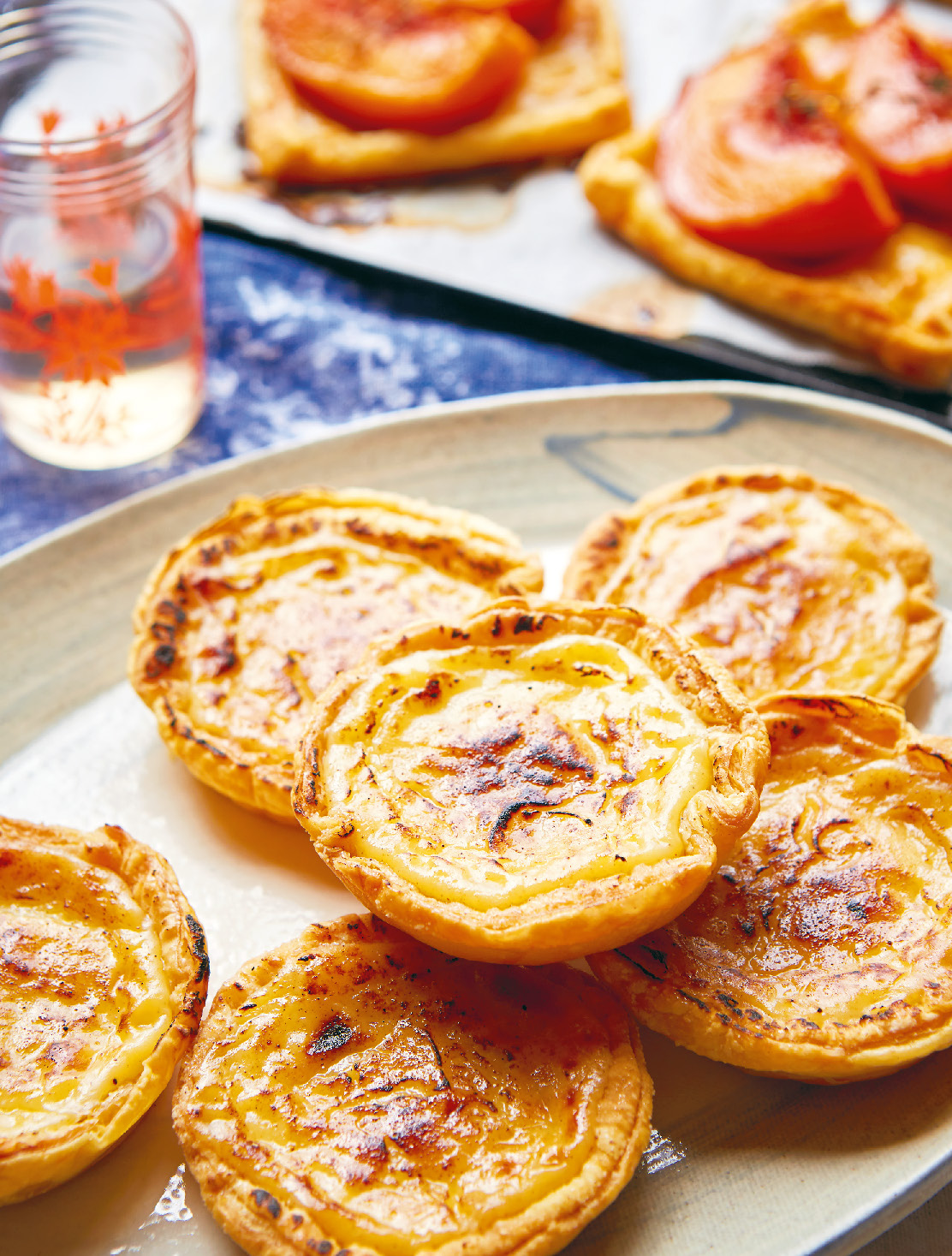 Yorkshire custard tarts