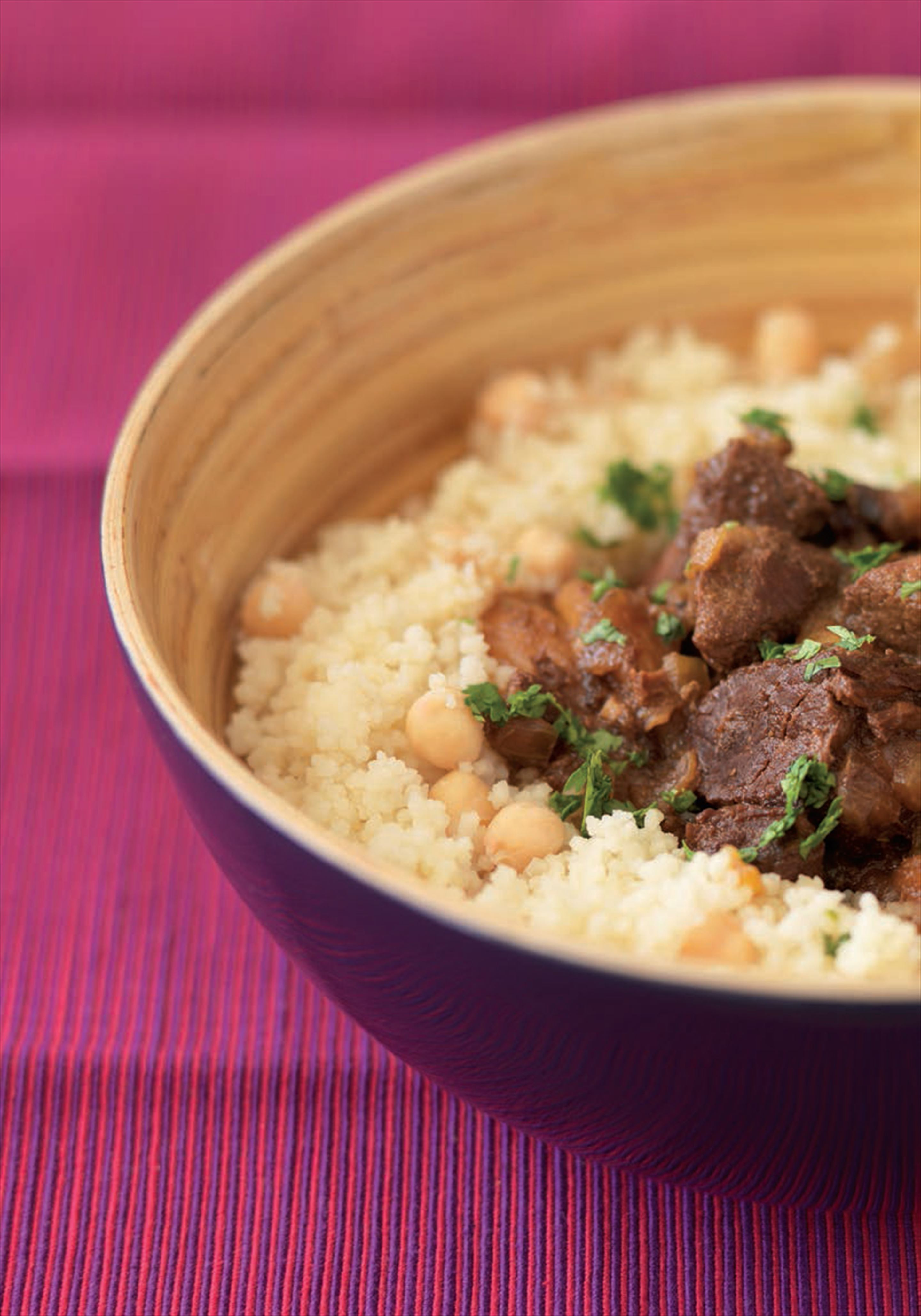 Beef tagine with prunes