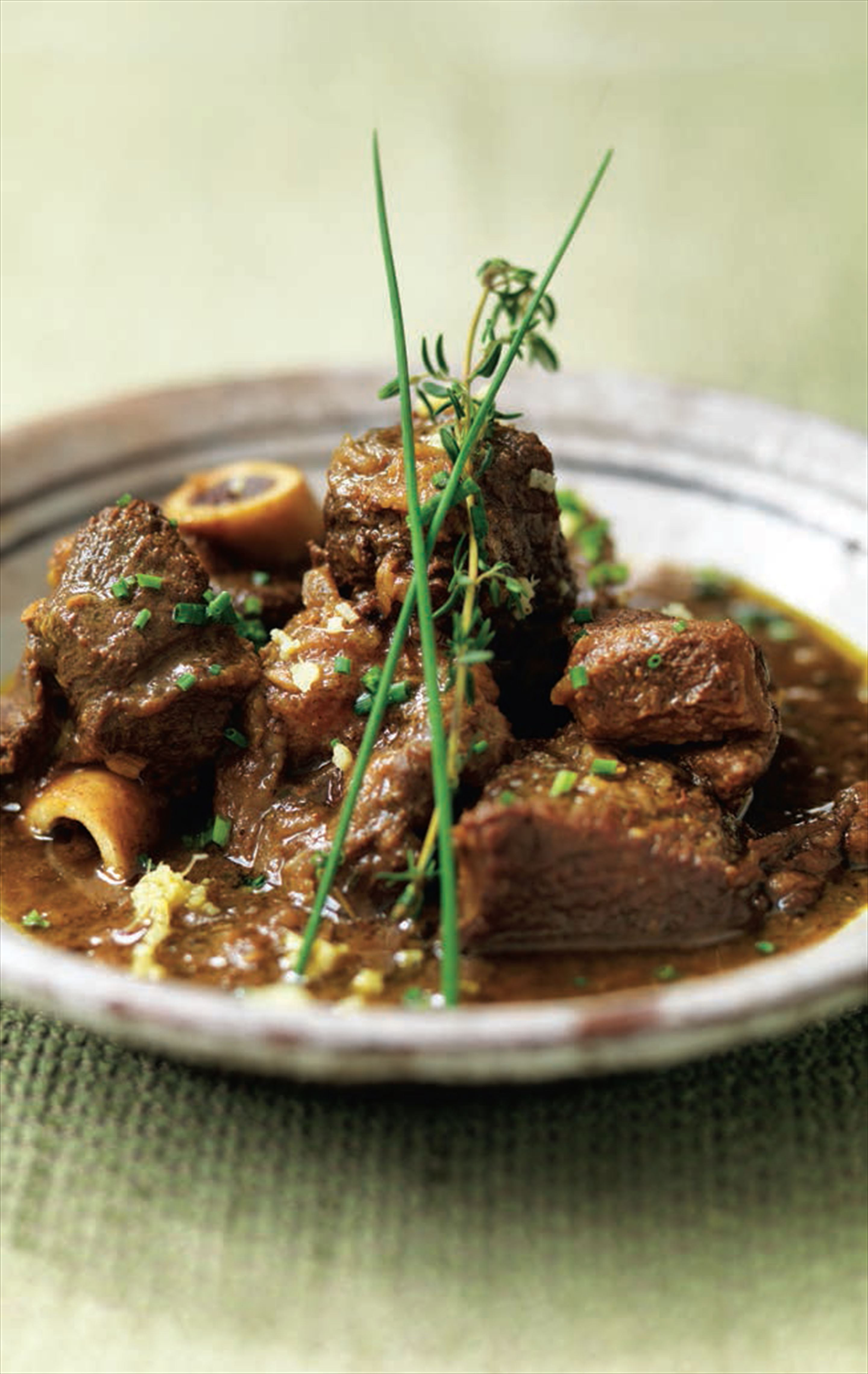 Goat curry (Caribbean)