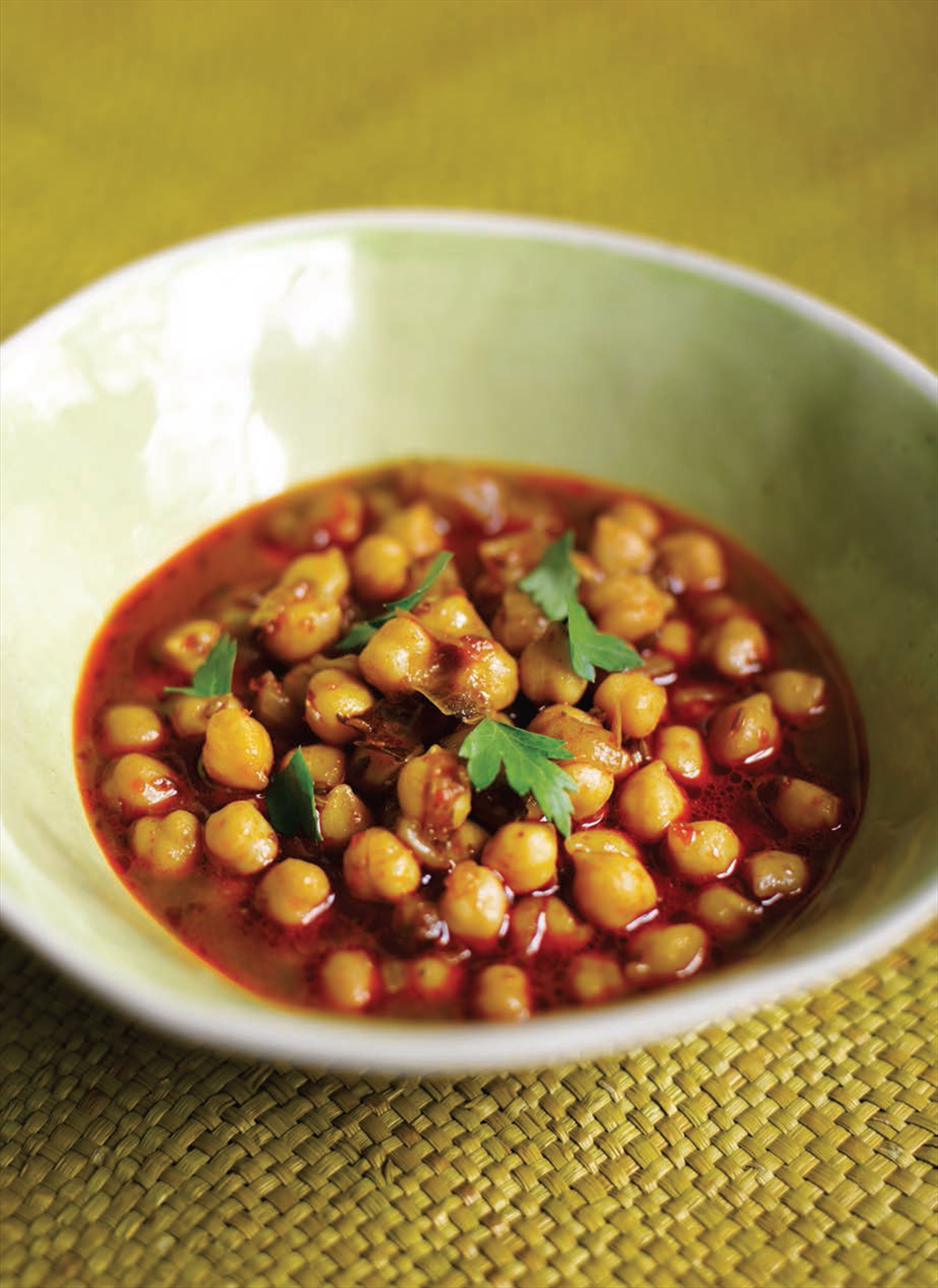Moorish chickpea soup