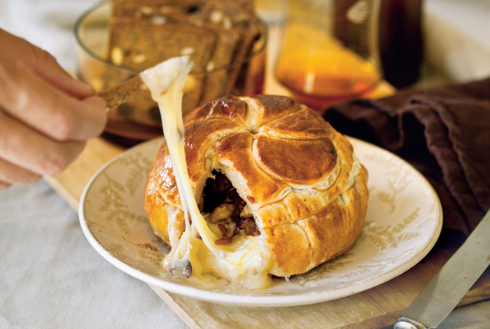 cheese in pastry