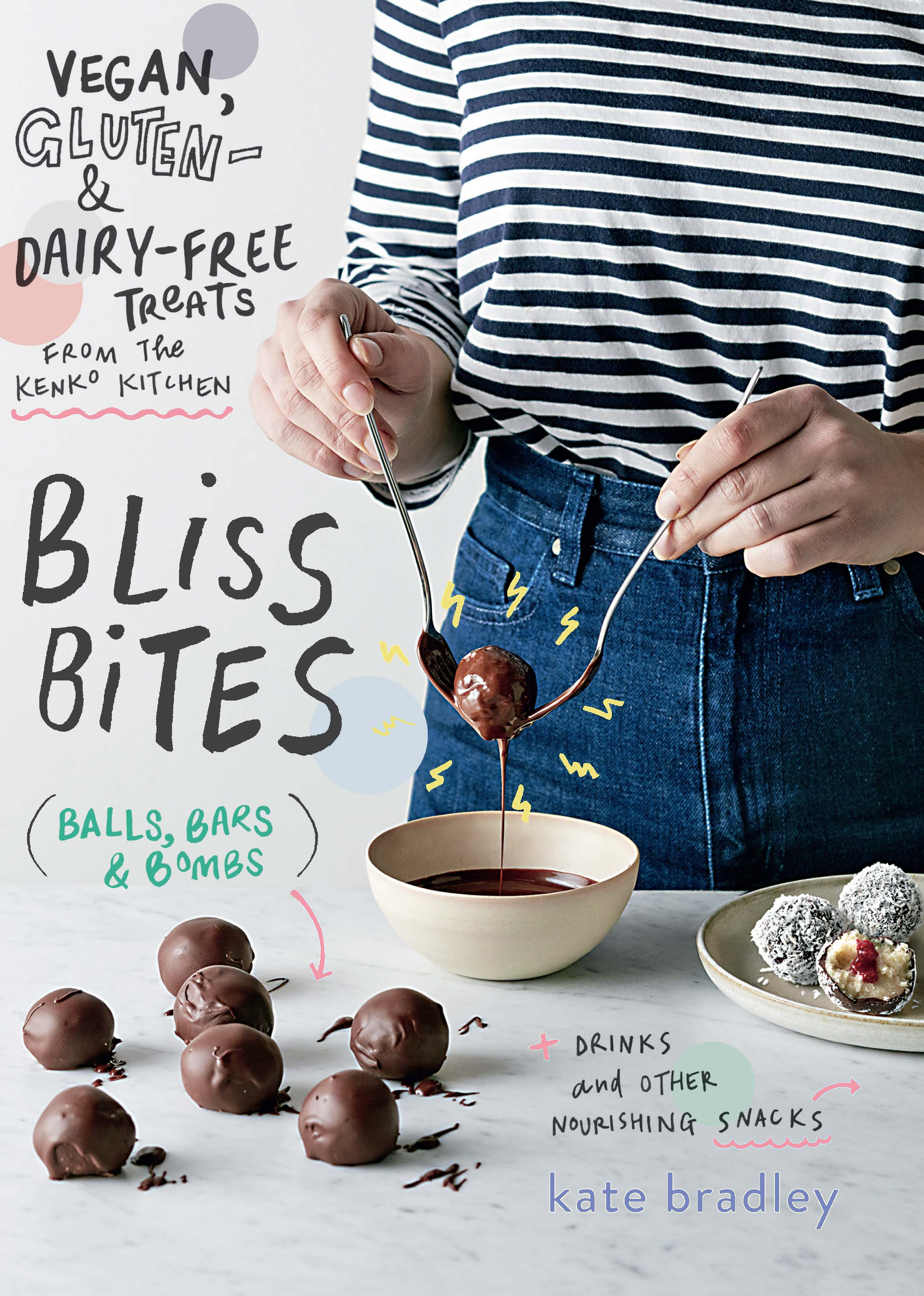 5-INGREDIENT PEANUT BUTTER BLISS BALLS