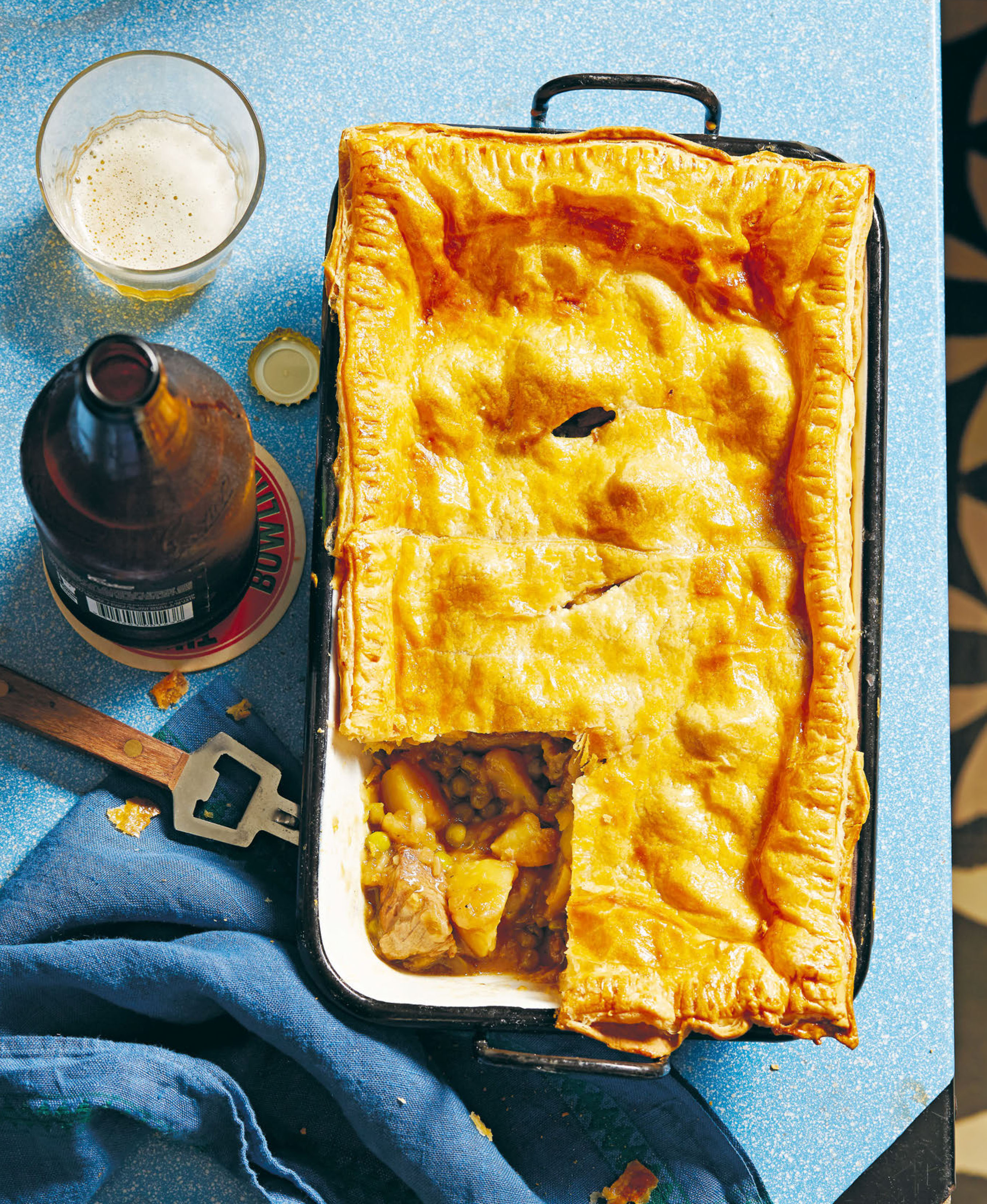 Shearer pie
