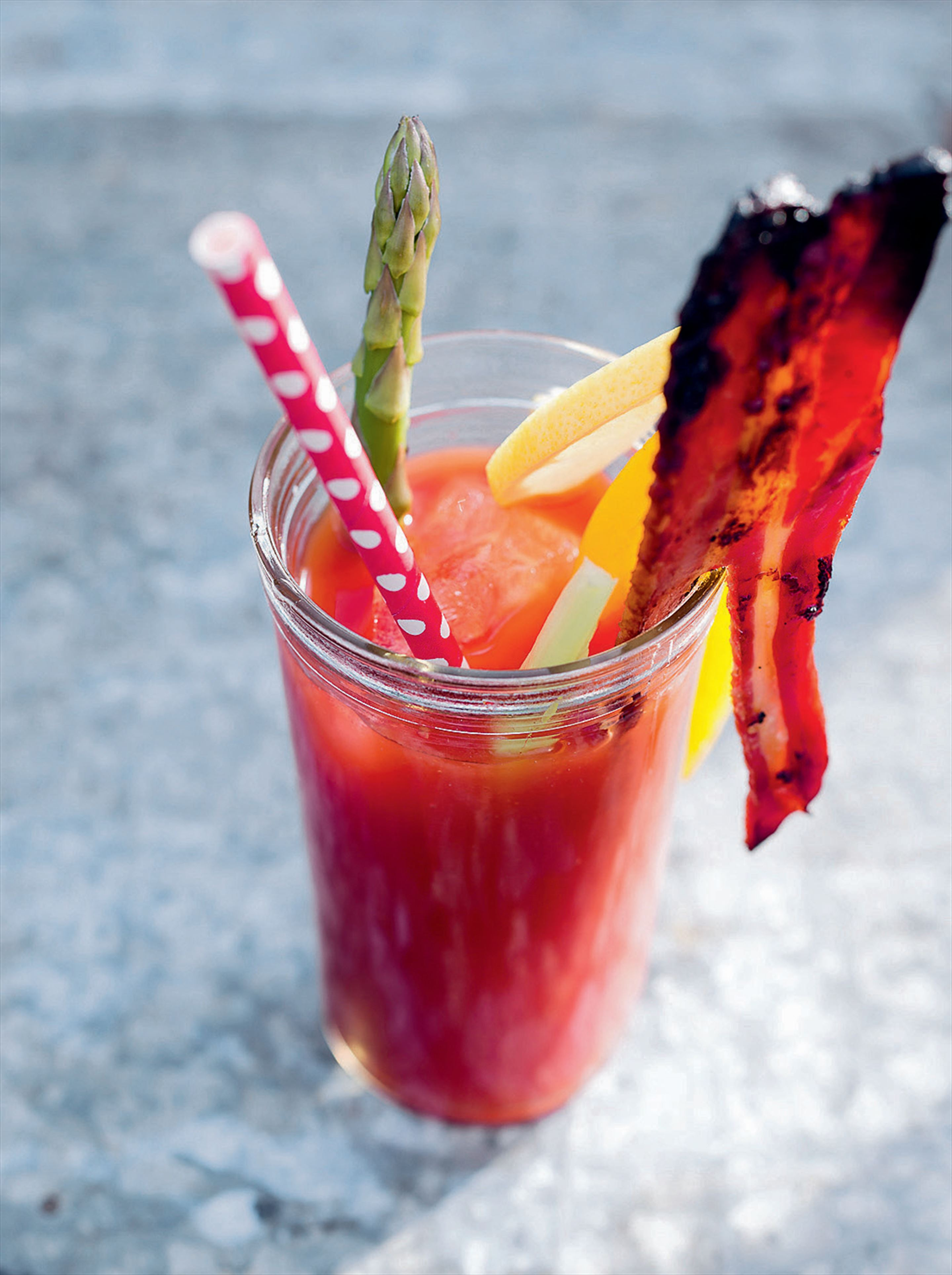 Meaty Bloody Mary