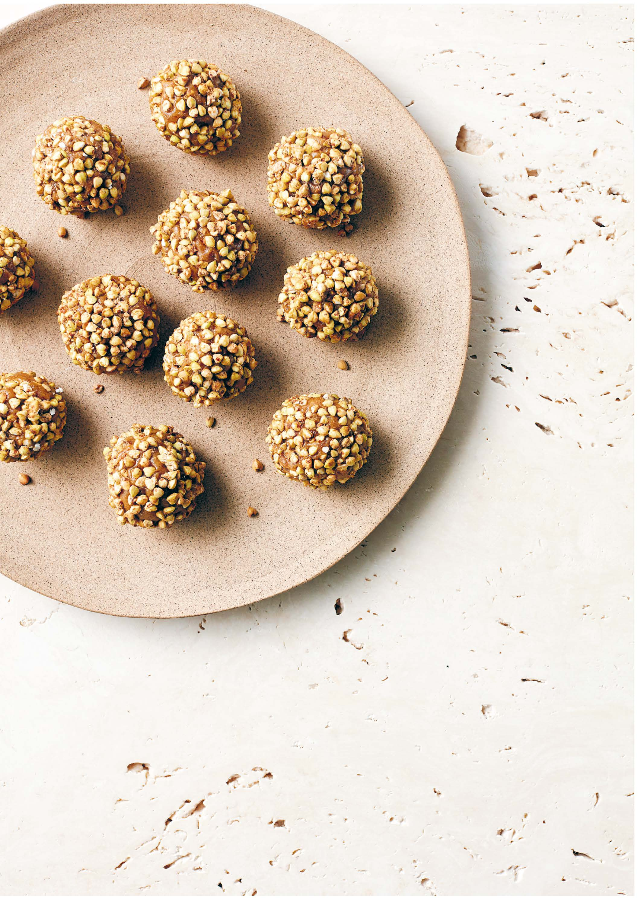GOLDEN FUN-TIME BLISS BALLS