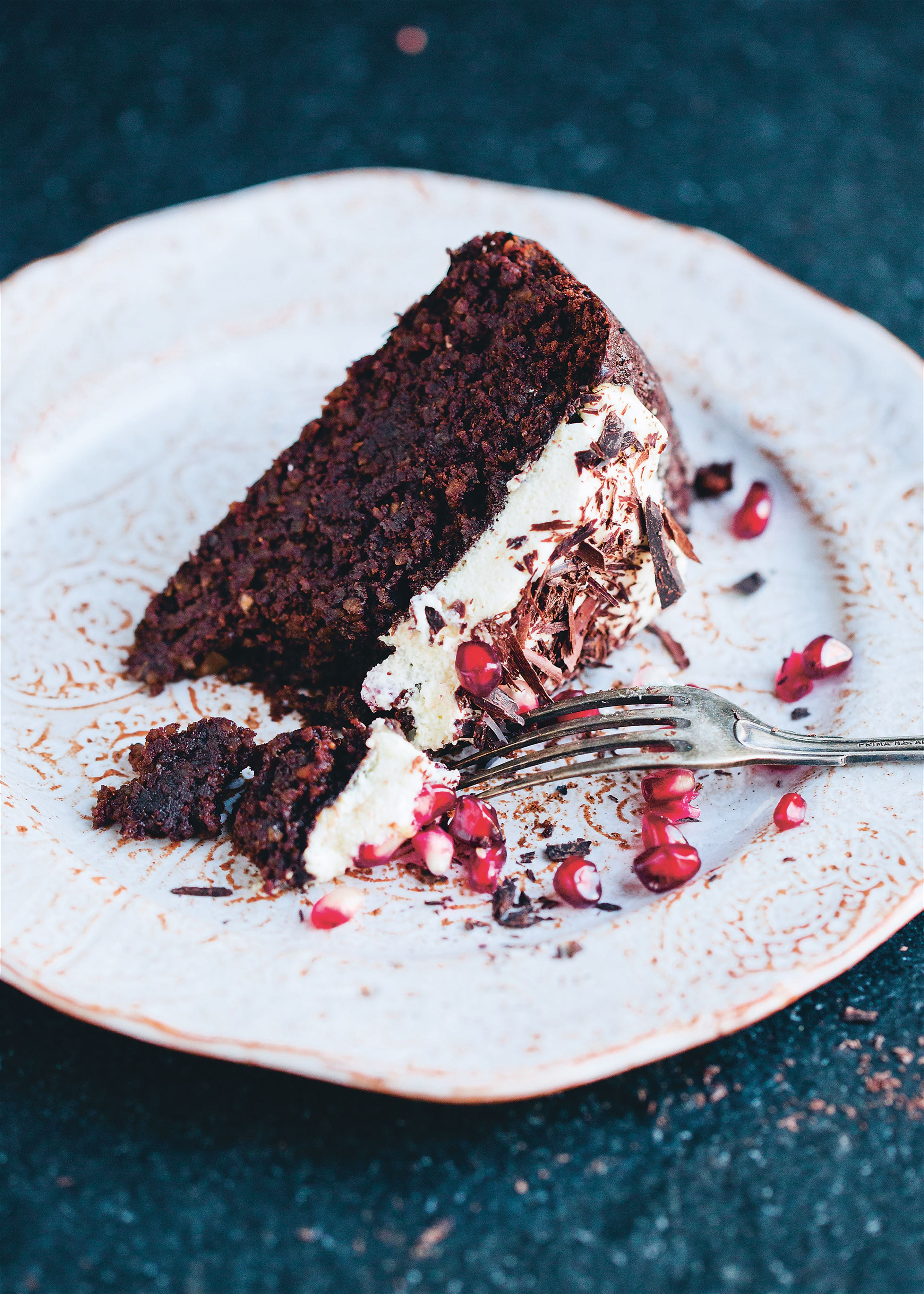 No-flour chocolate cake