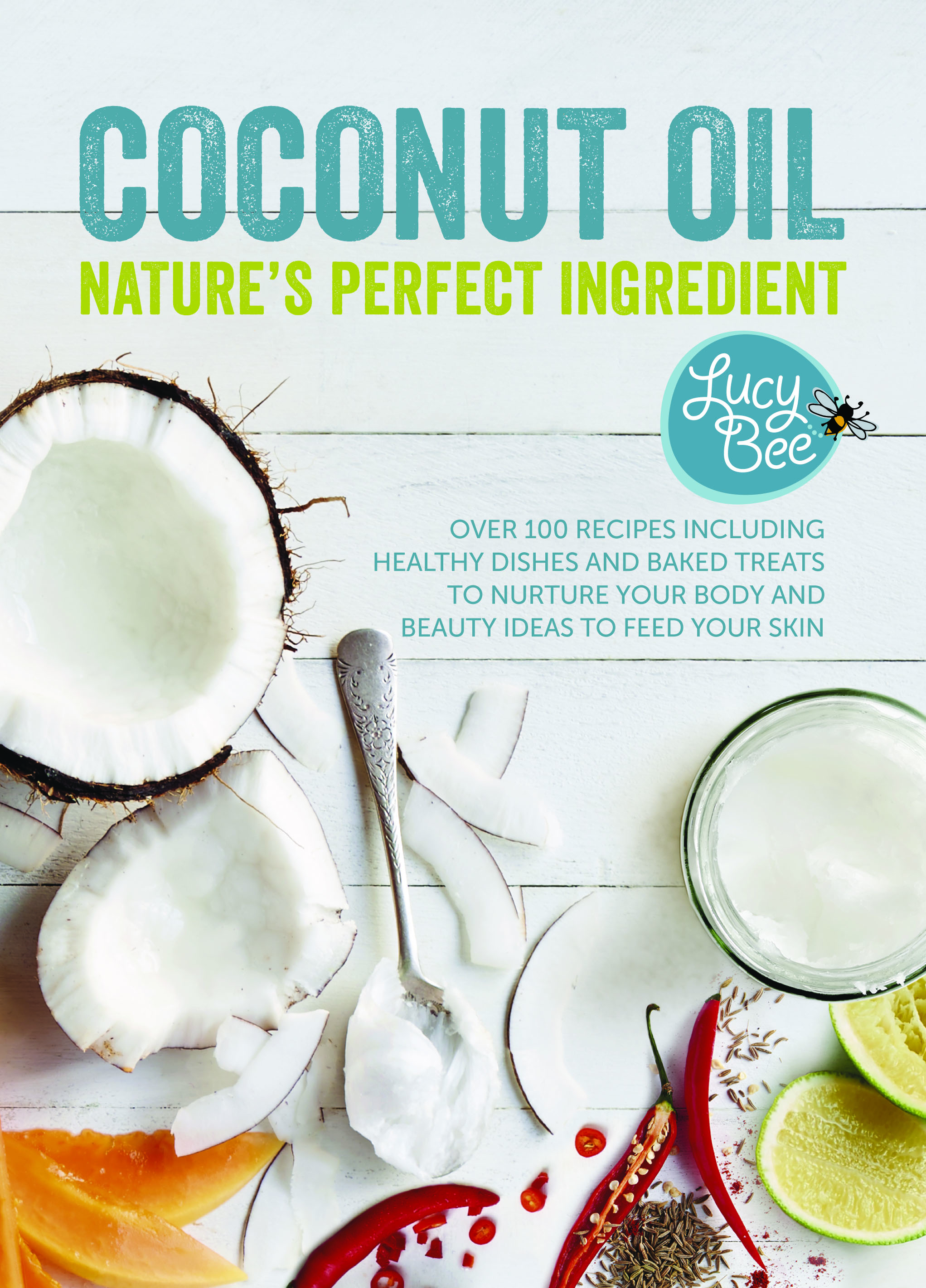 Indian-style coconut oil