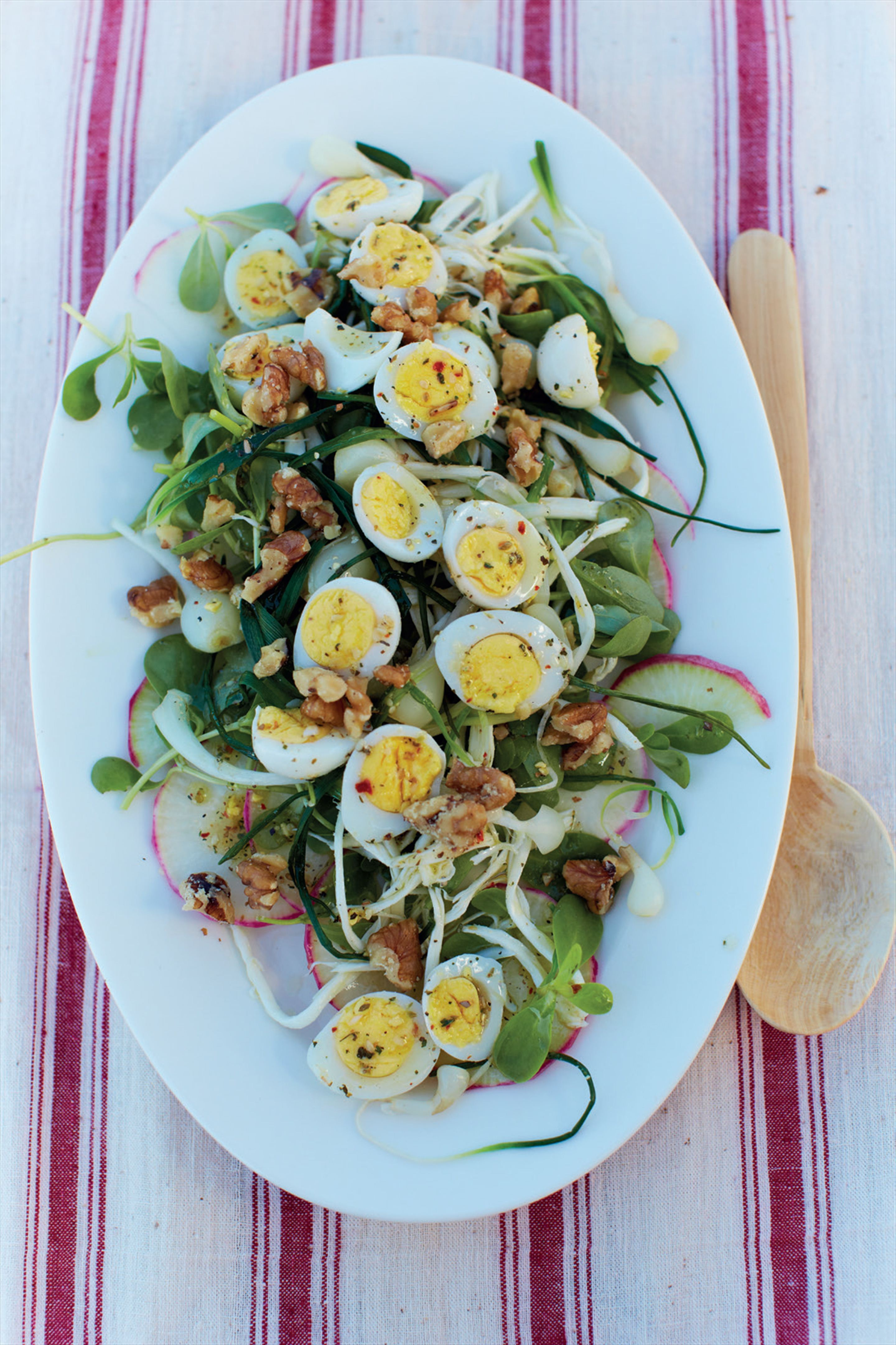 Black sea salad