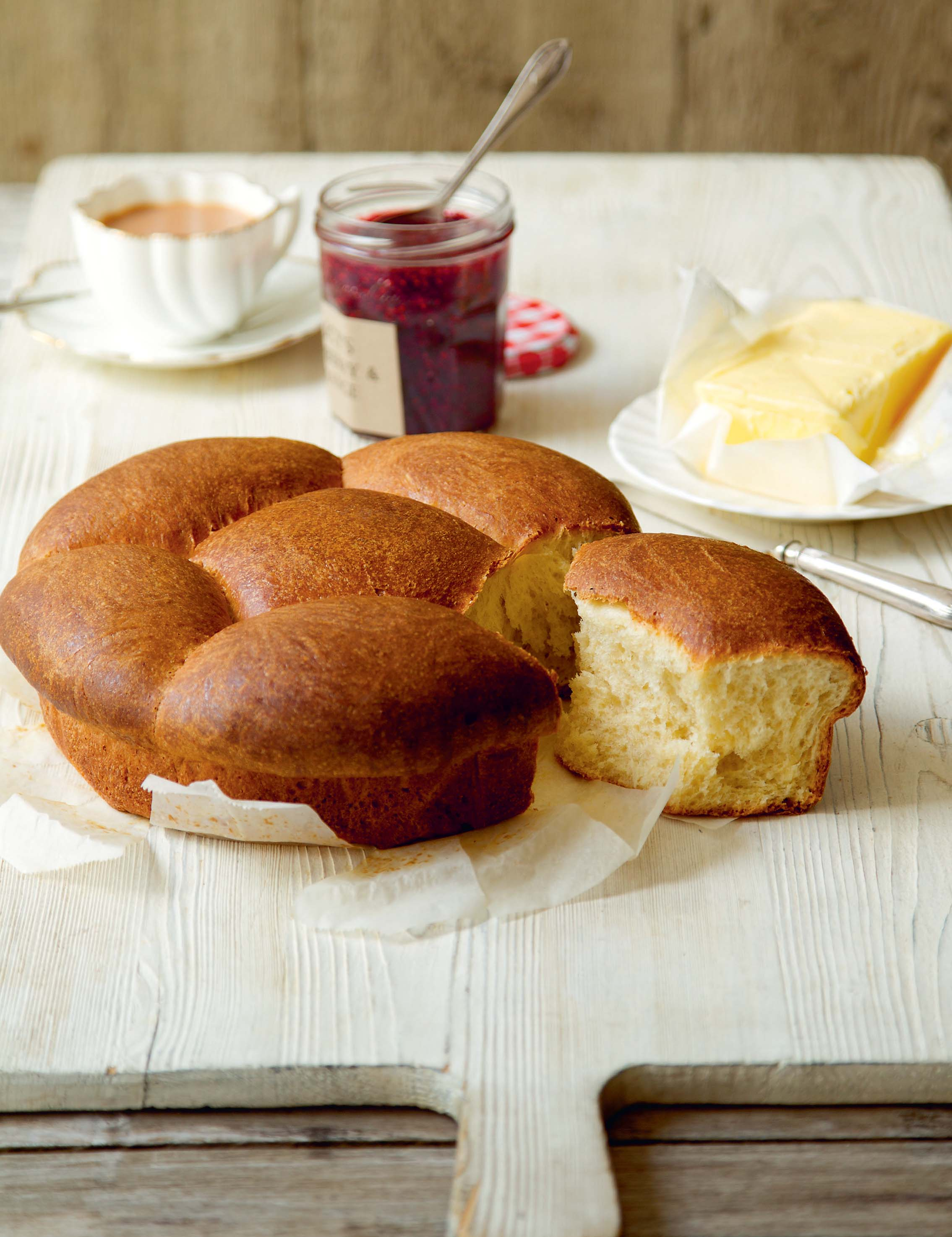 Brioche made simple