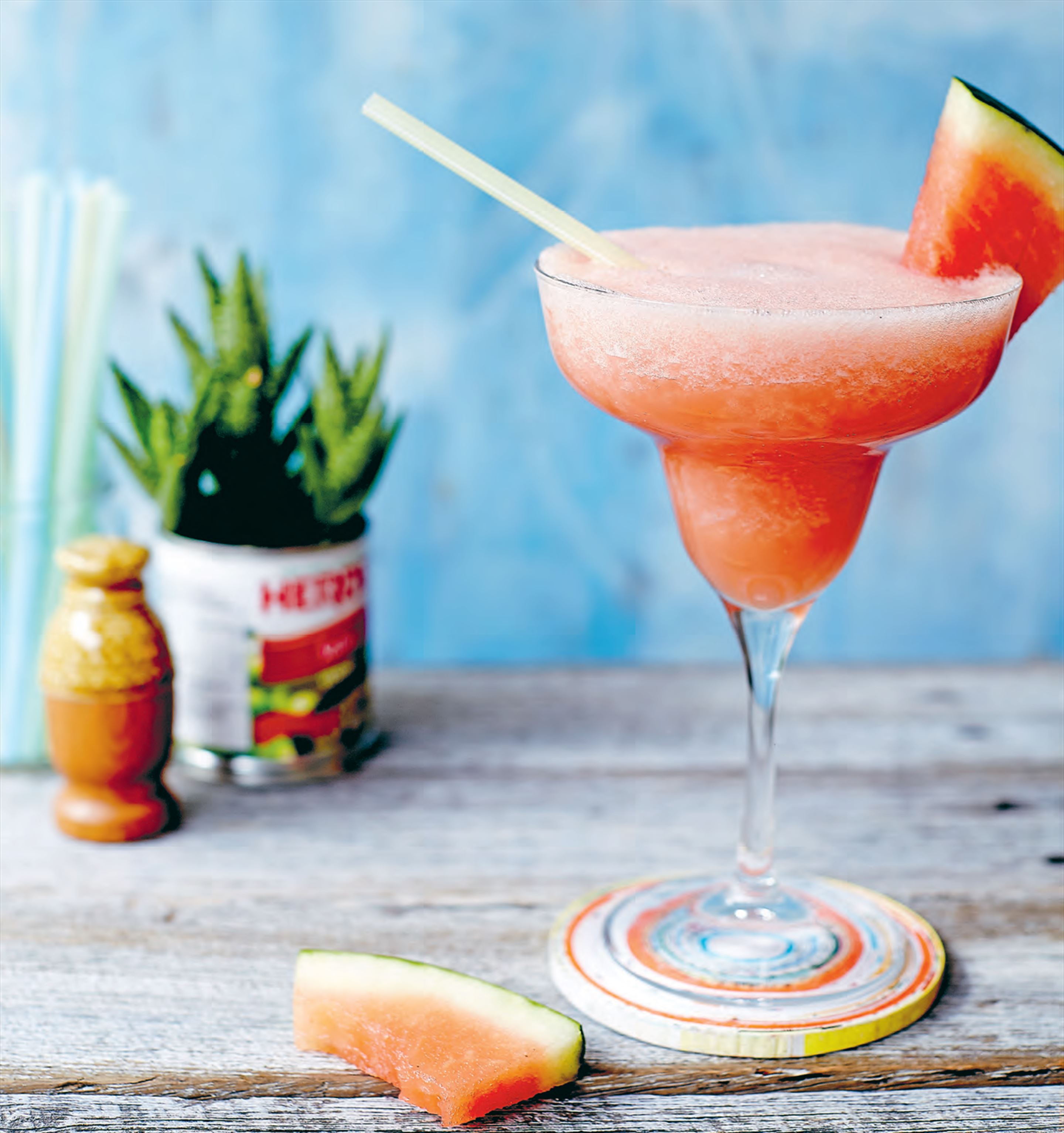 Watermelon margarita