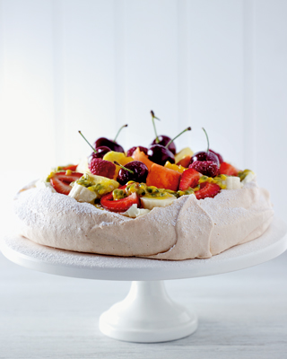 The 5 simple secrets to the perfect pavlova