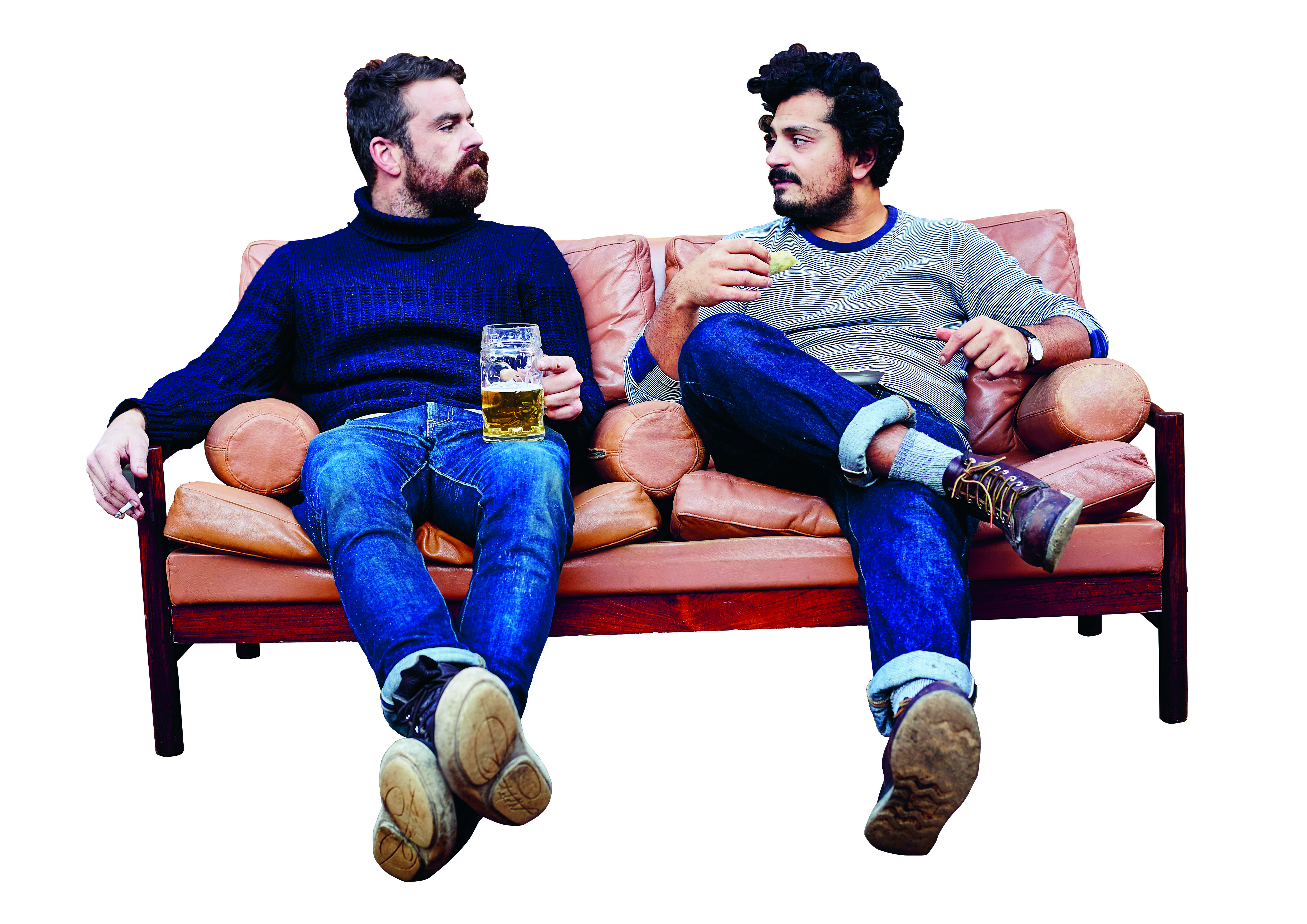 Chris Whitney and Nud Dudhia