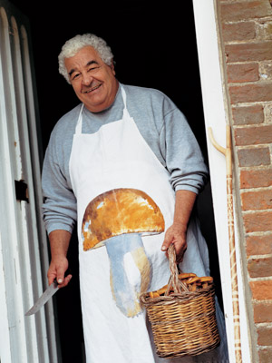 Antonio Carluccio's guide to cooking and preserving mushrooms