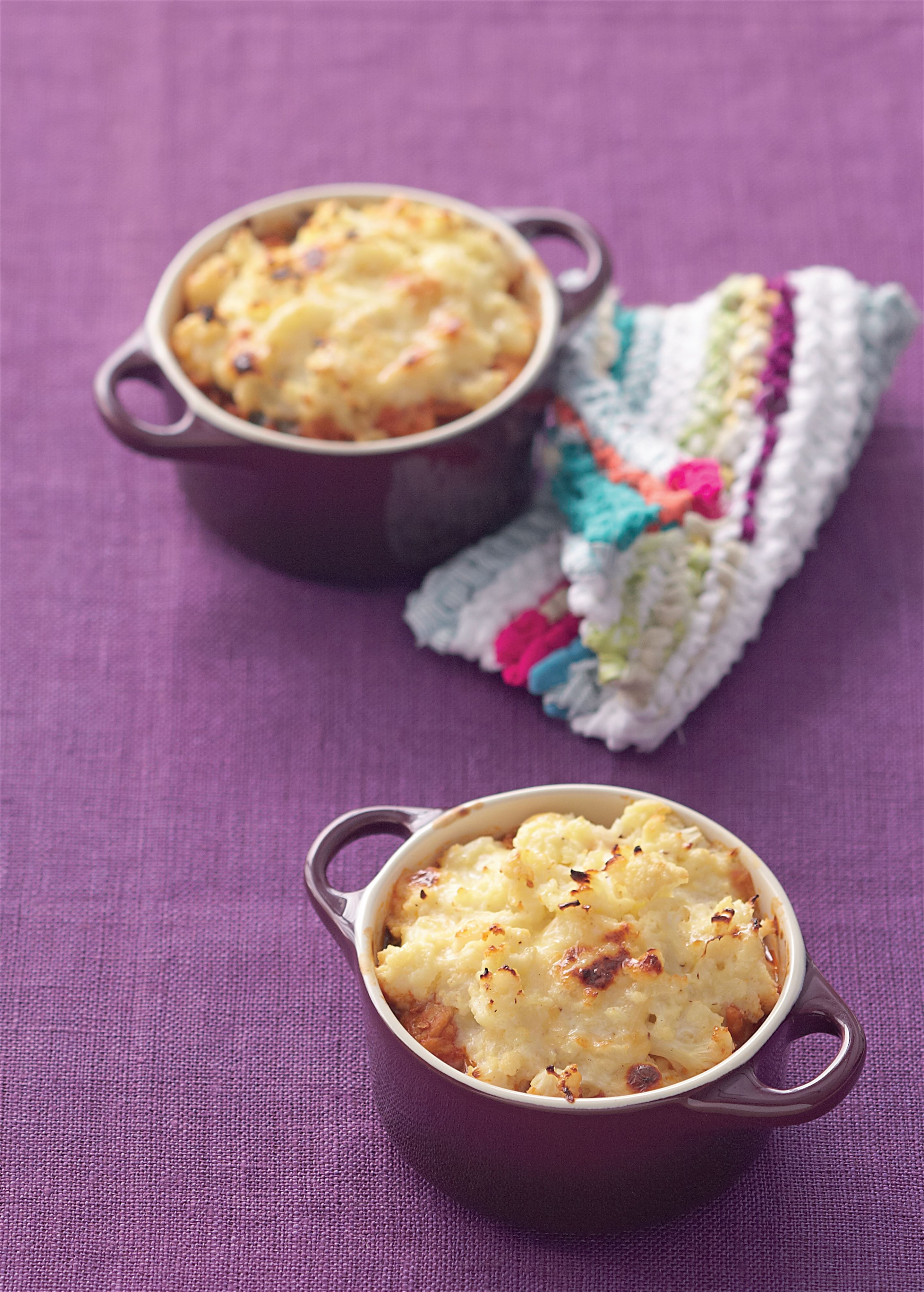 Chicken cottage pie