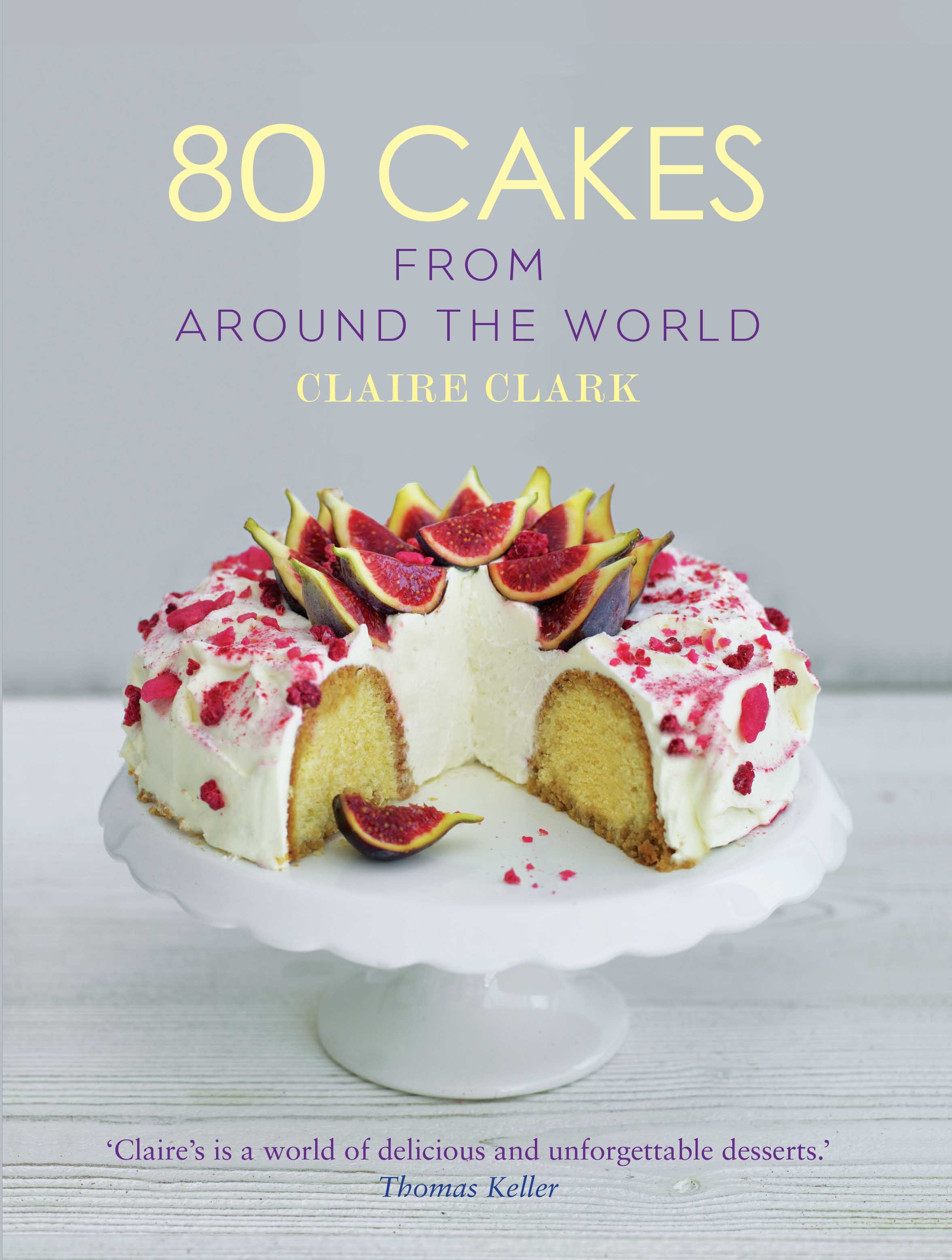 80 Cakes Around the World