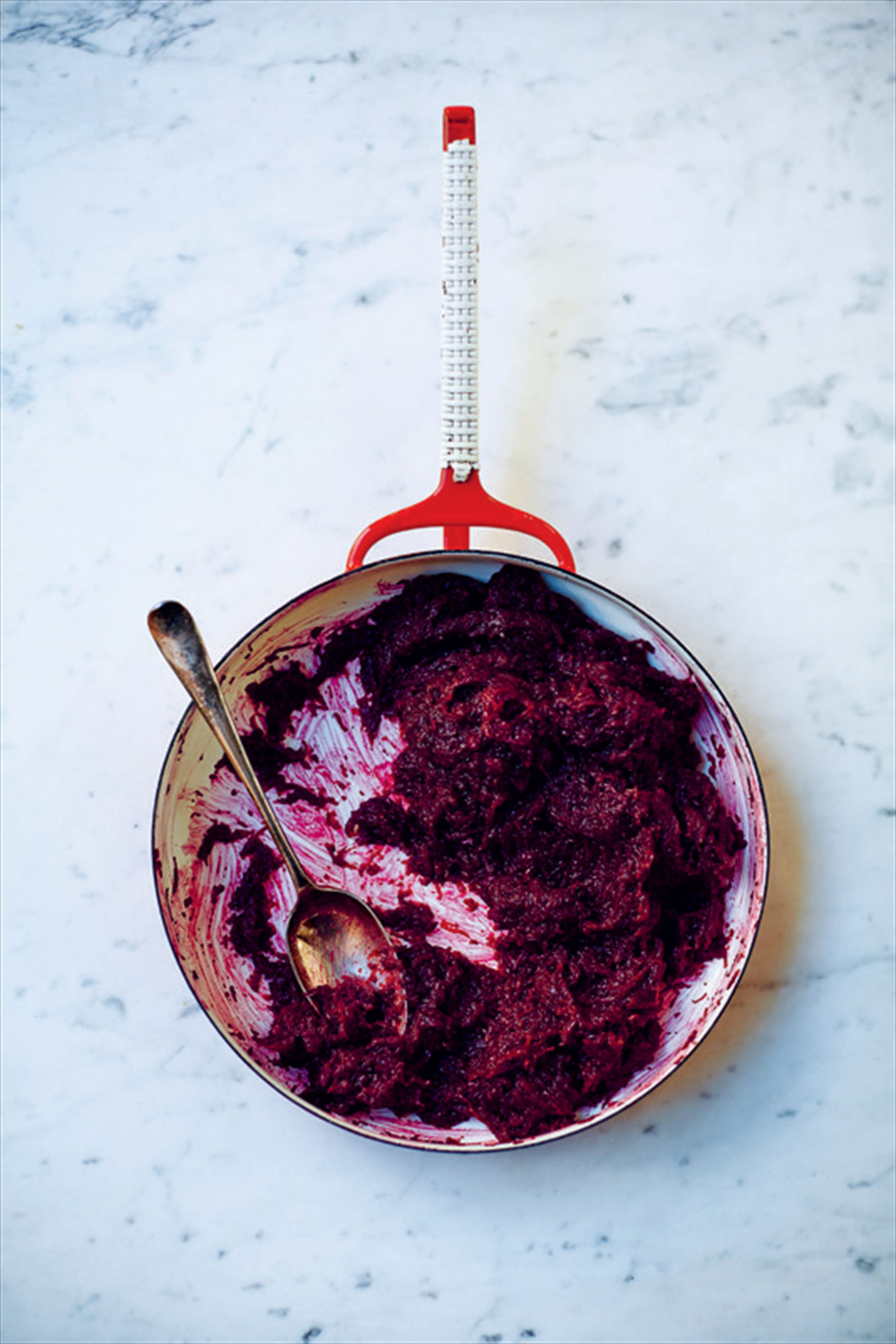 Beetroot puree