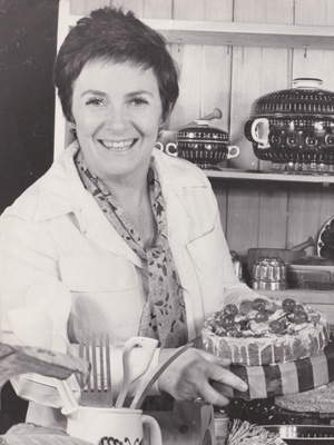 Celebrating 90 years: happy birthday Margaret Fulton