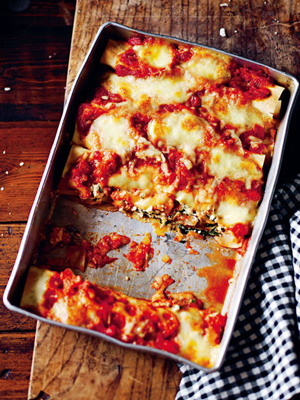 6 deliciously different ways to eat lasagne