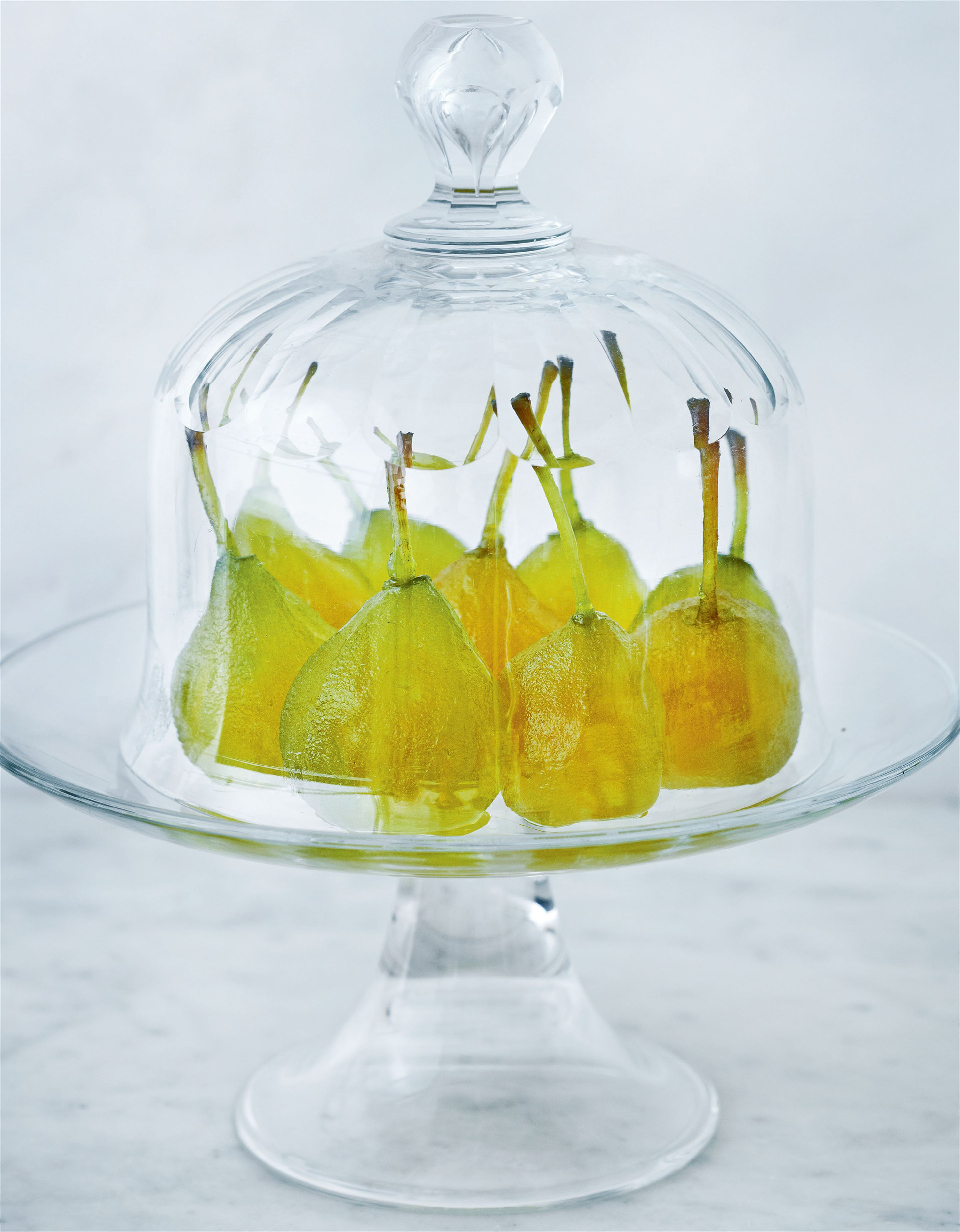 Candied Pears
