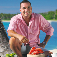 Peter Kuruvita on the Noosa Food & Wine Festival
