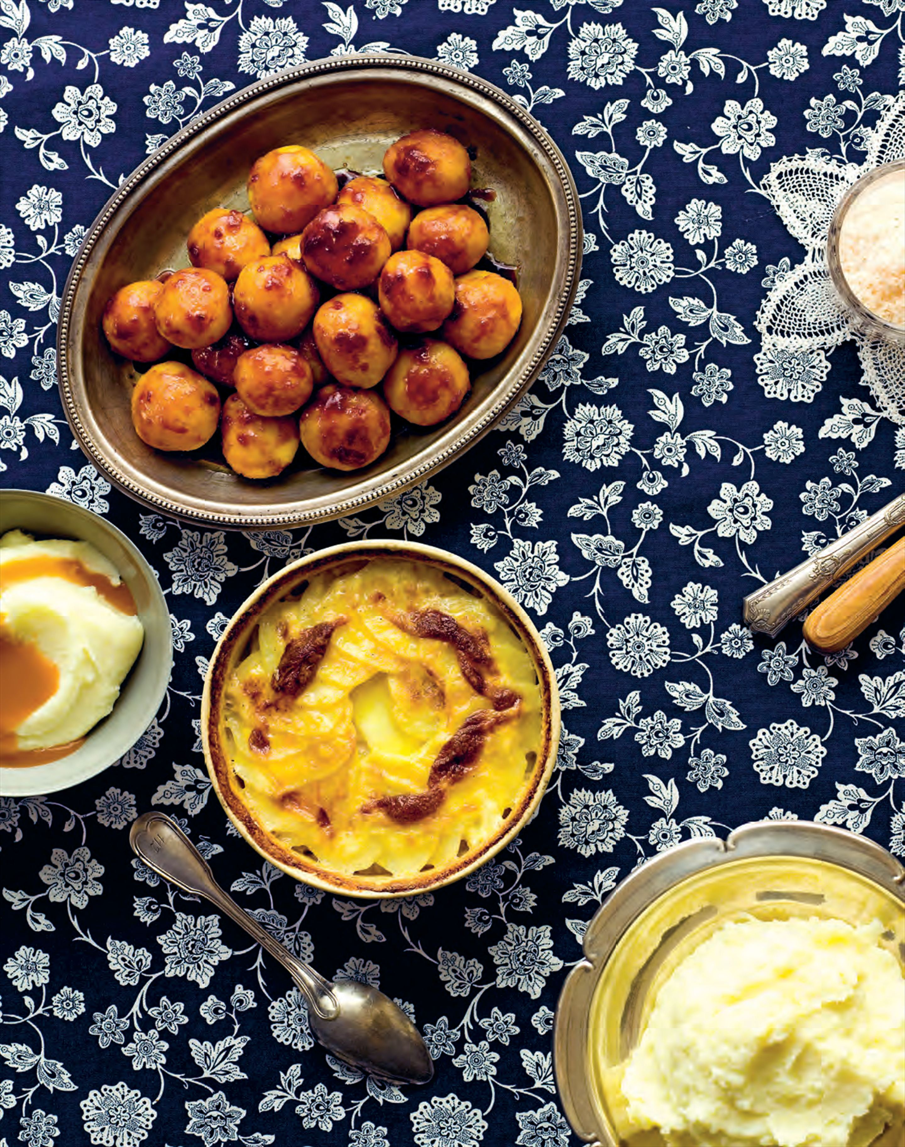 Best-ever roast potatoes