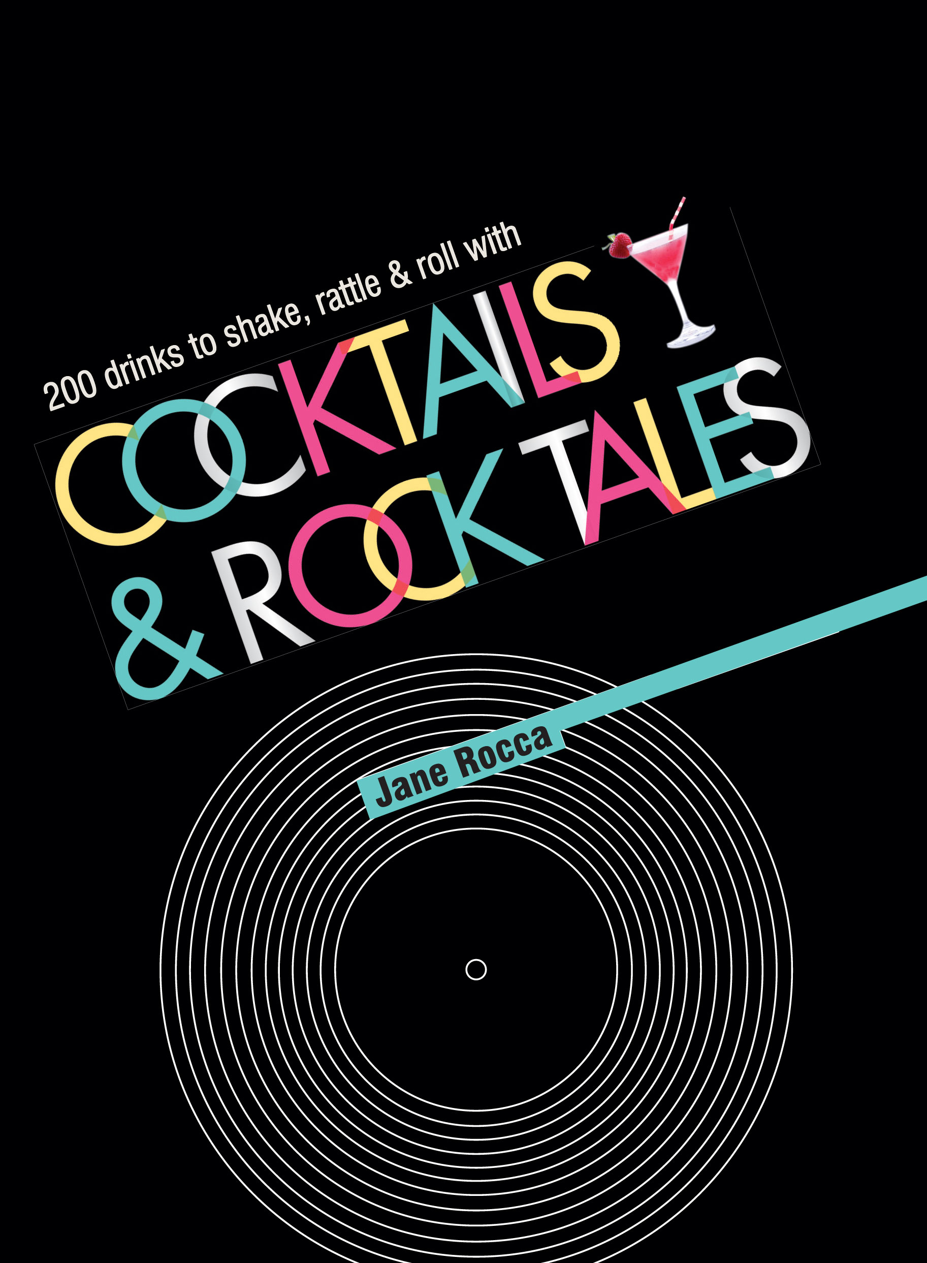 Cocktails and Rock Tales Global ed