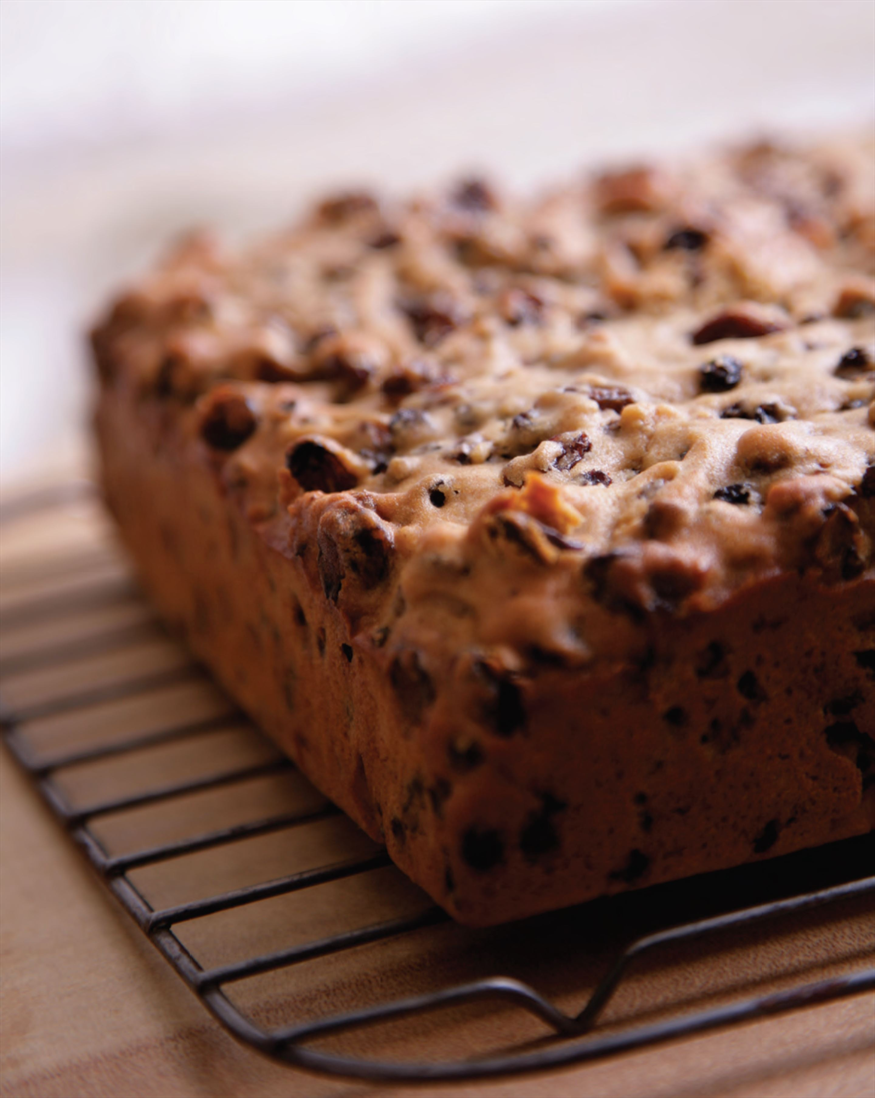 Ginger ale fruit cake