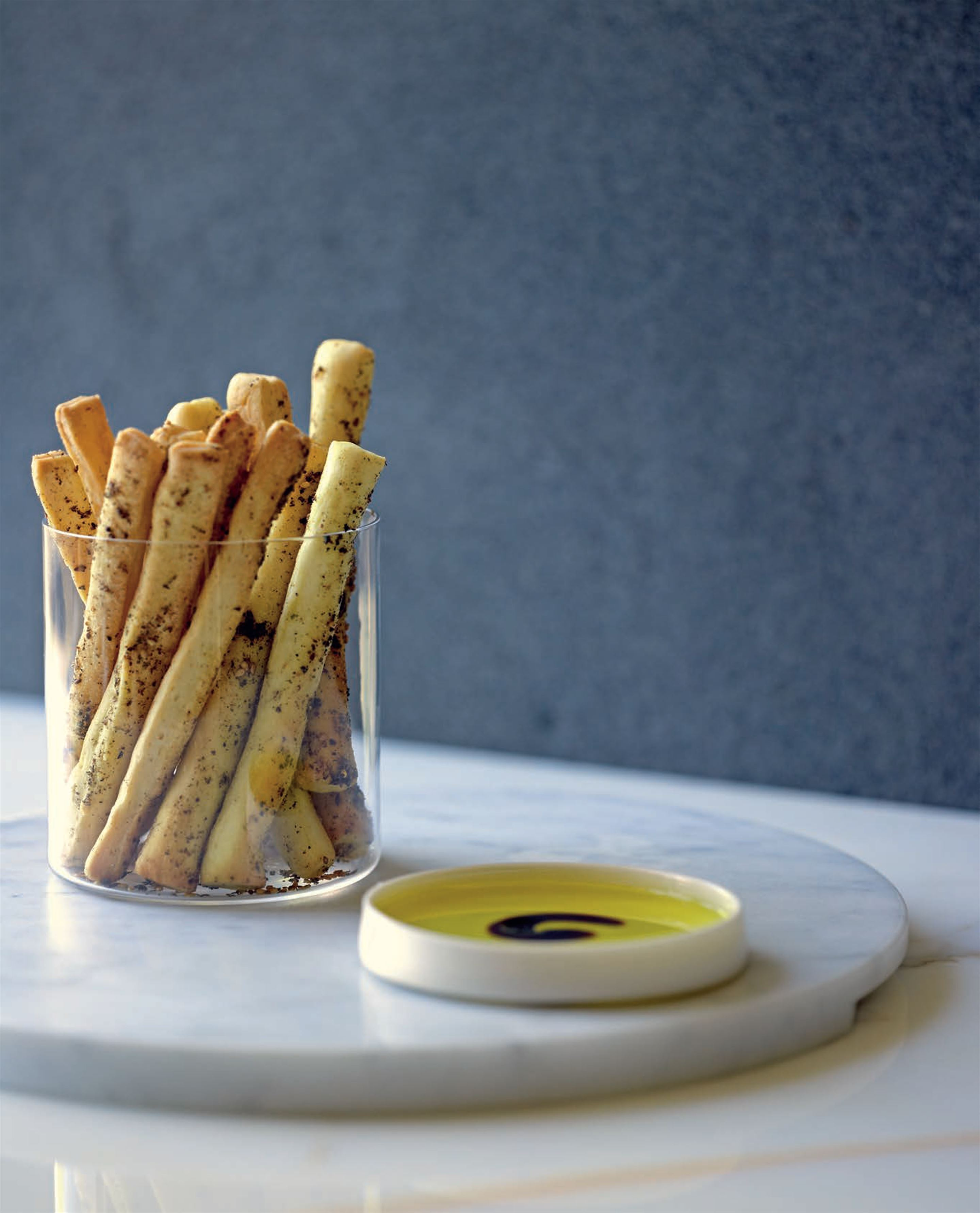 Lebanese bread sticks with za'atar
