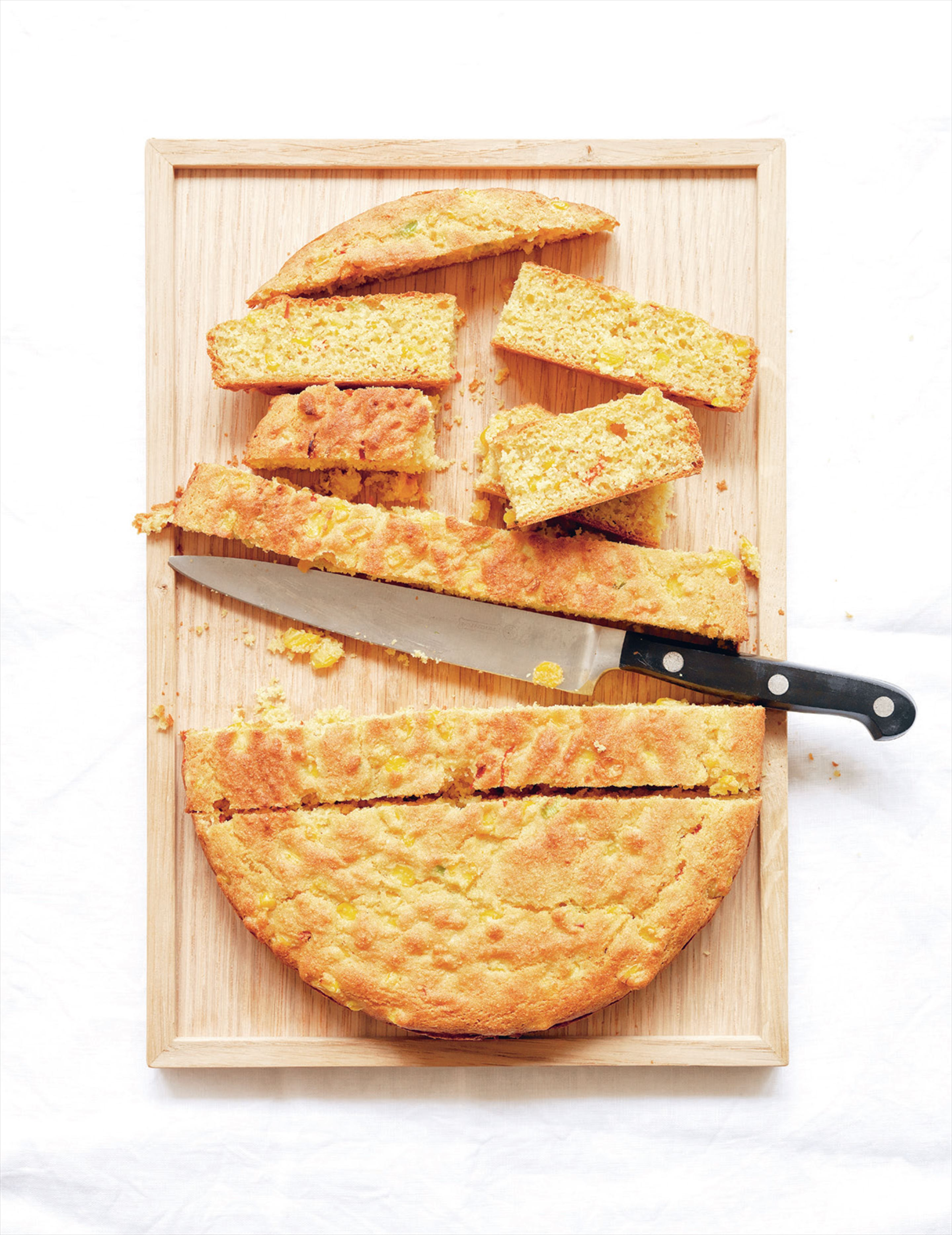 American corn bread