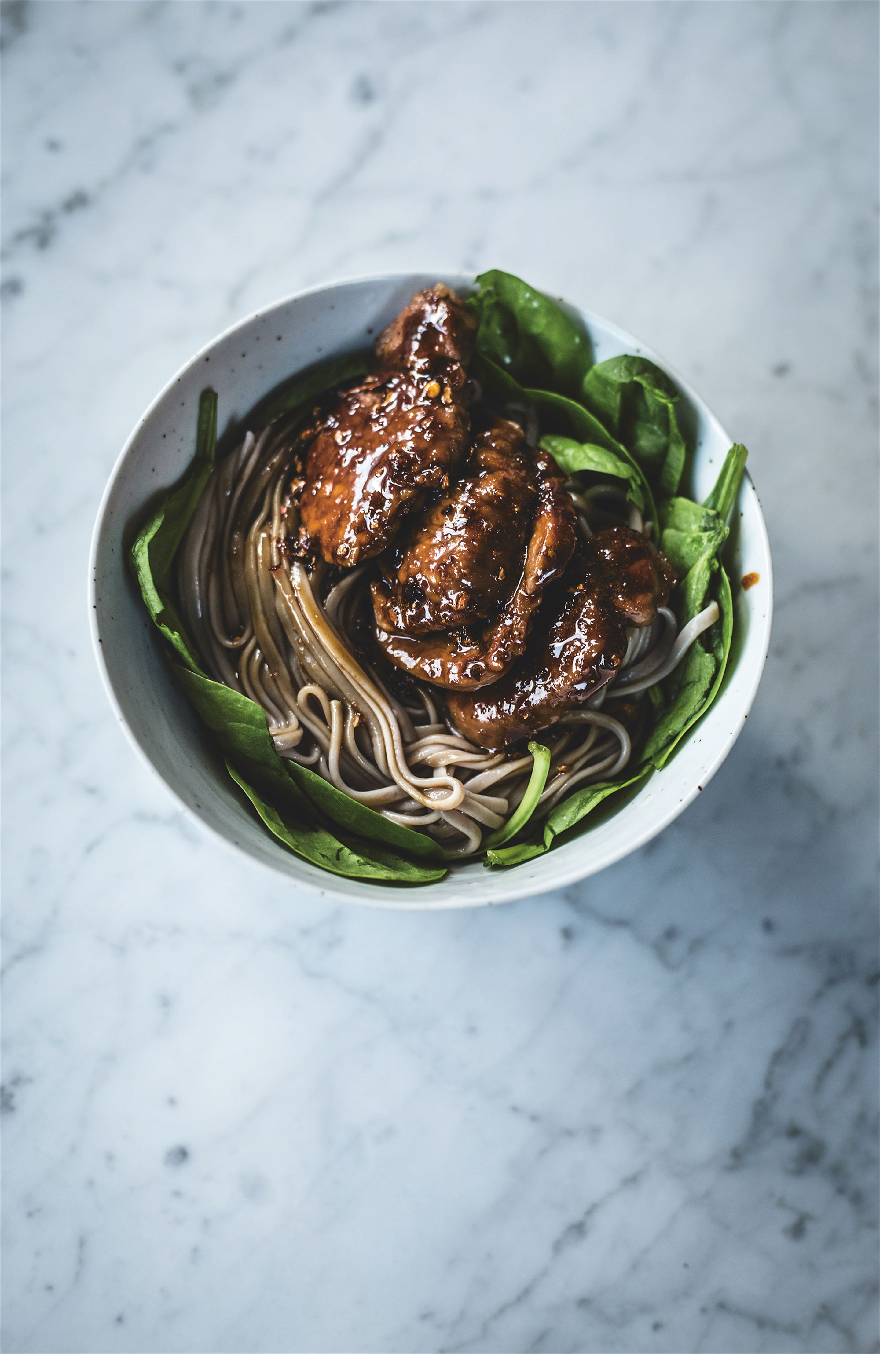 Sweet and sticky pork