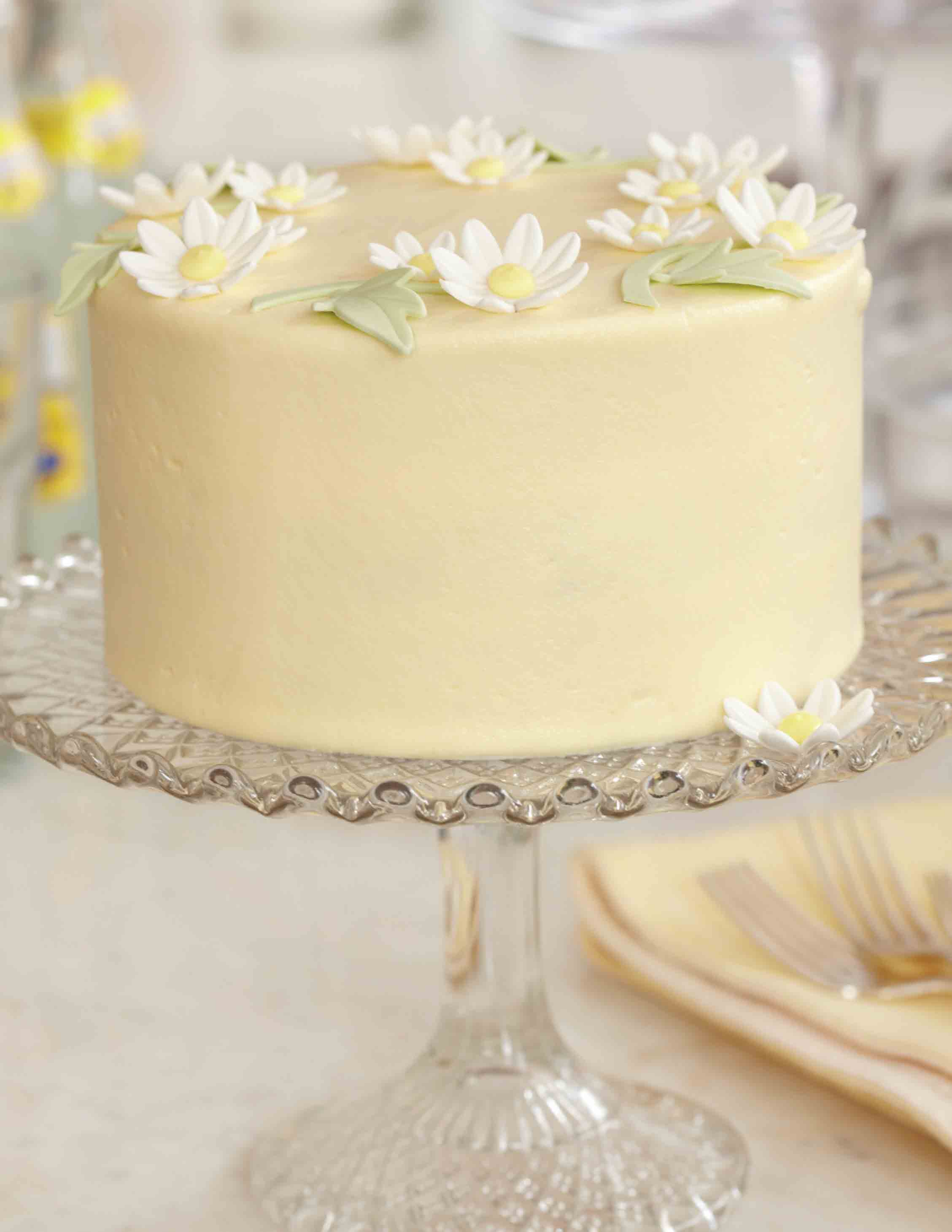 Lemon Limoncello cake