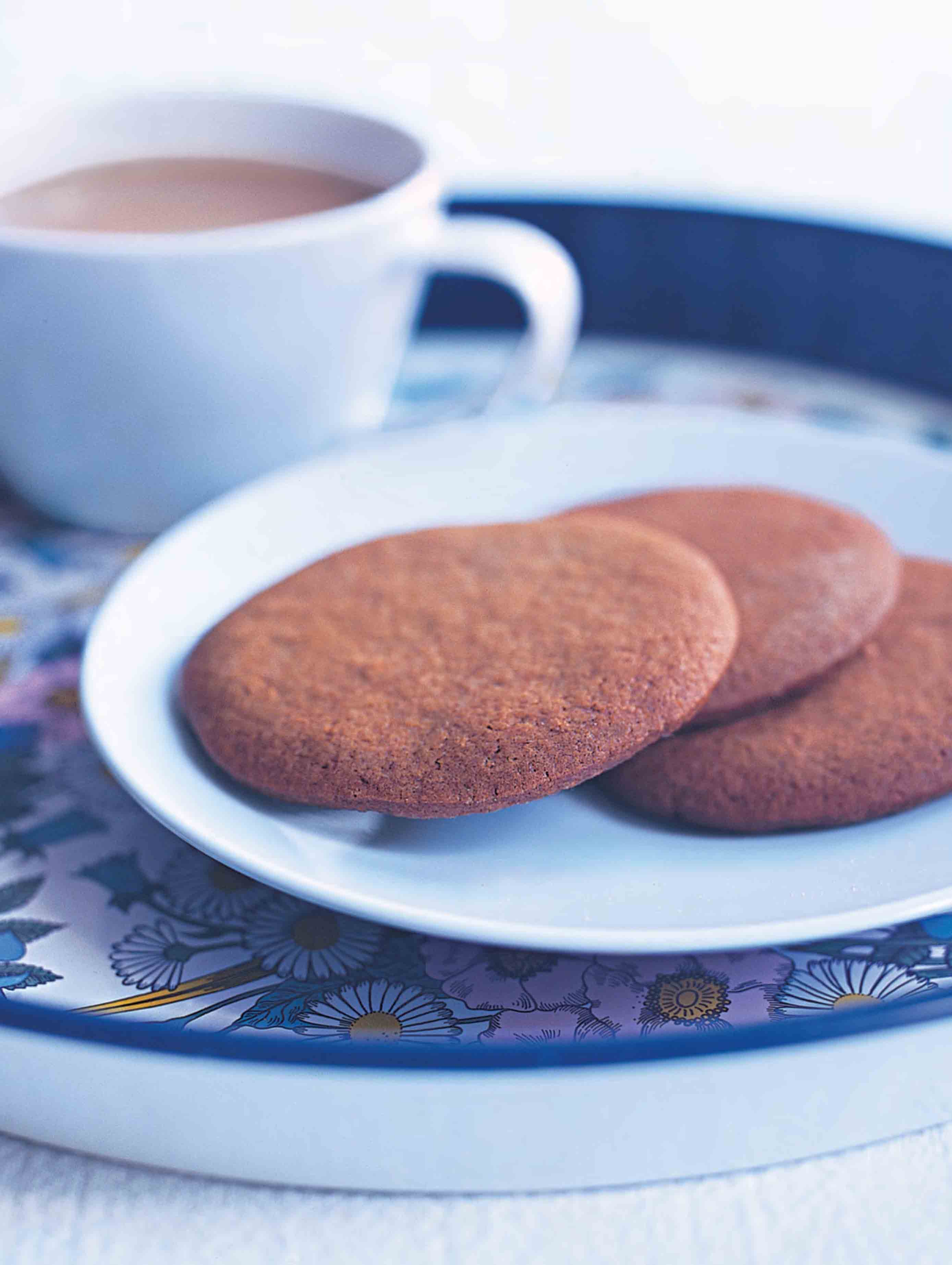 Gingerbread biscuits