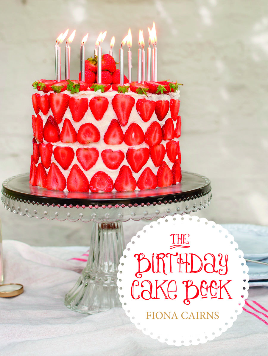 Birthday Cake Book, The